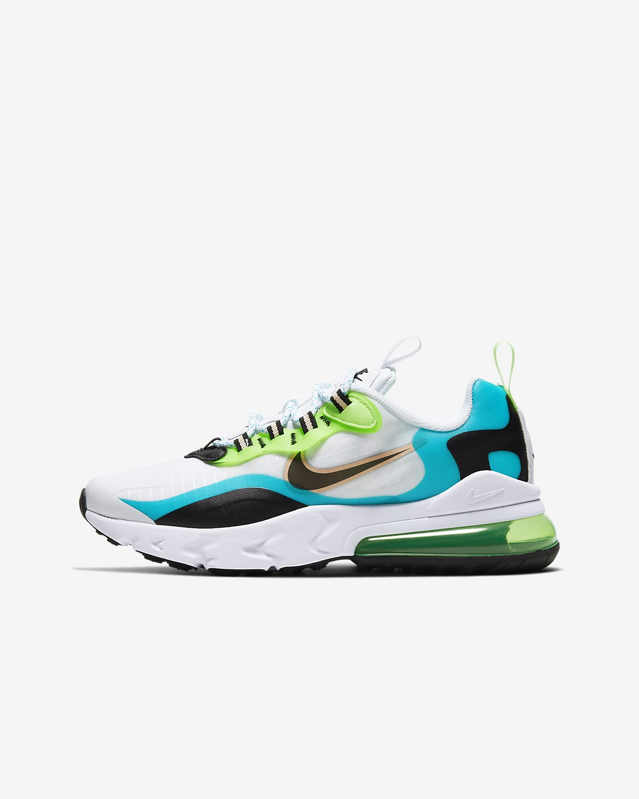 Sko Nike Air Max 270 React SE för ungdom