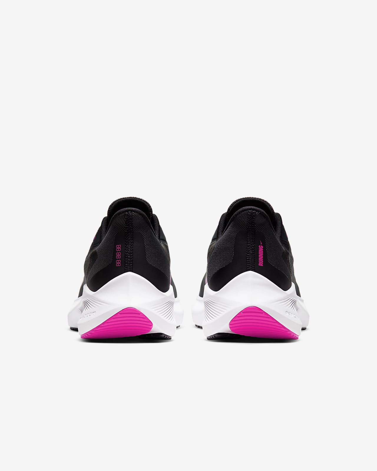 nike air zoom winflo 6 mujer rosa