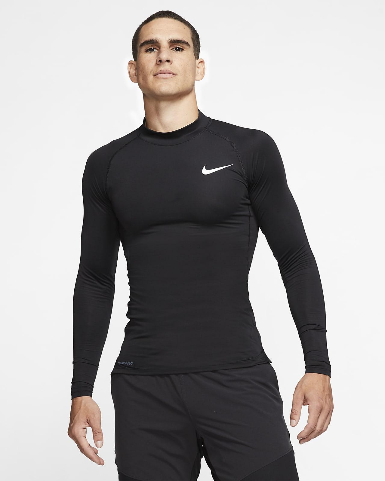 Nike Pro hosszú ujjú férfifelső