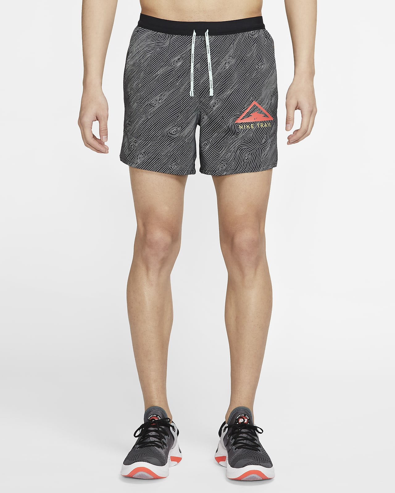 Nike Flex Stride Men S 5 Trail Running Shorts Nike Jp
