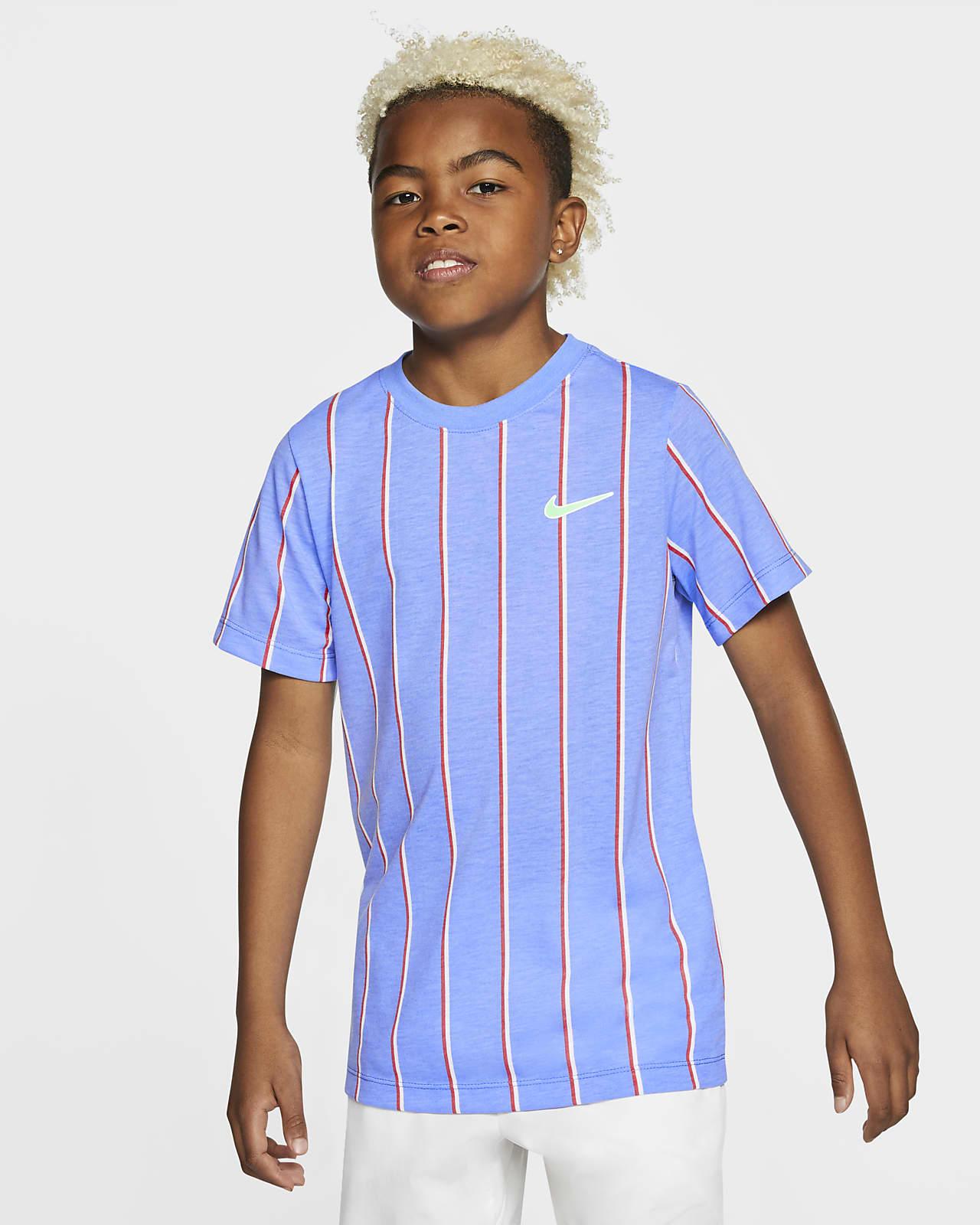 NikeCourt Dri-FIT Big Kids' (Boys