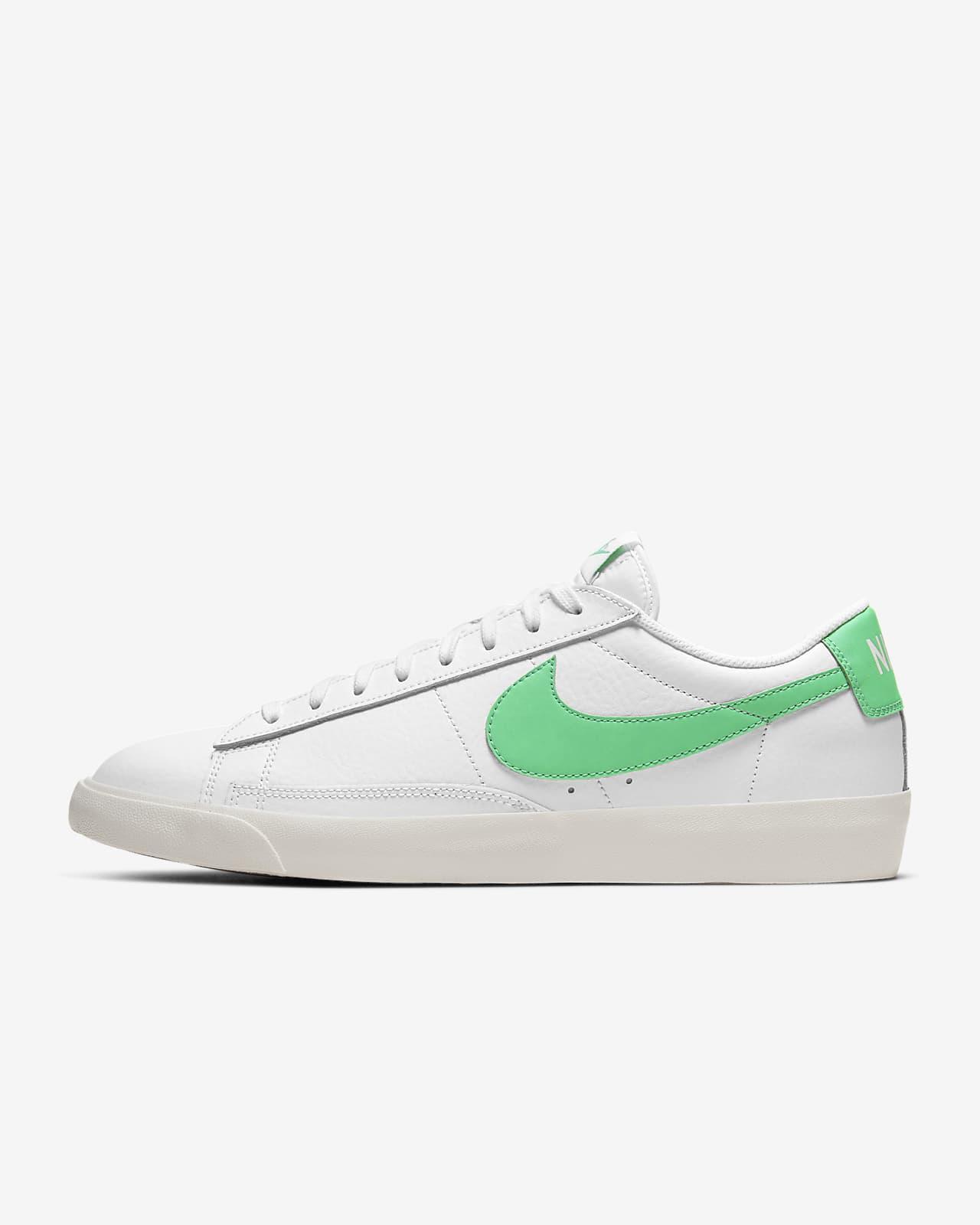 Nike Blazer Low Leather Men's Shoes