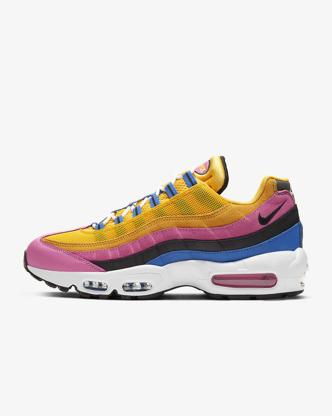 air max 95 naranjas