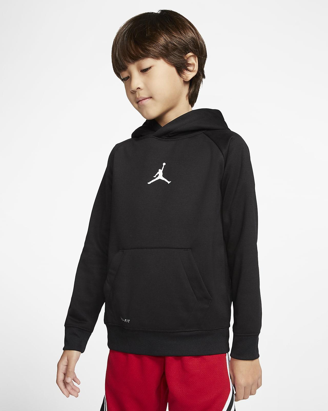 Sweat à capuche Jordan 23 Alpha Therma pour Jeune enfant