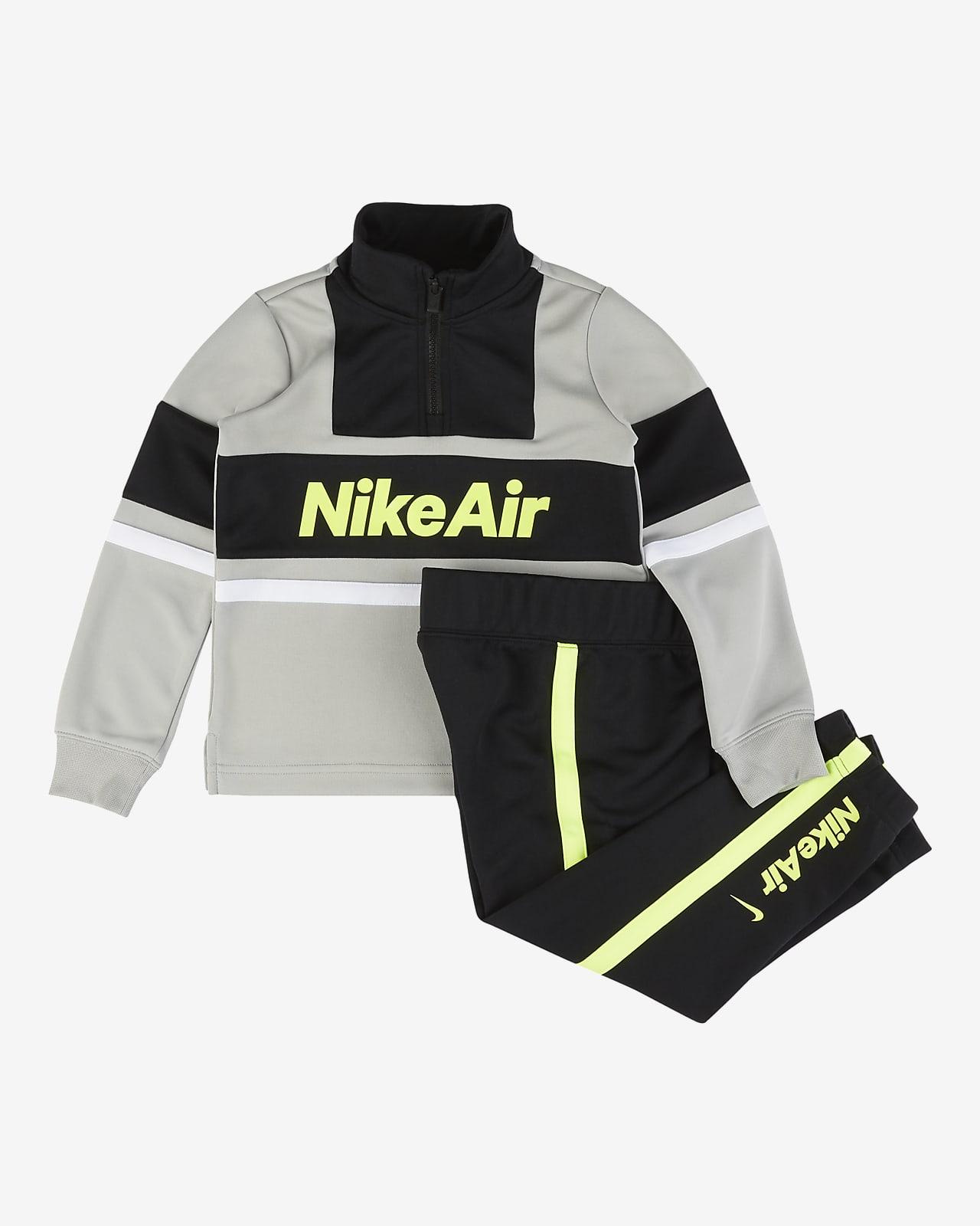 Nike Air Set met trui en joggingbroek voor kleuters