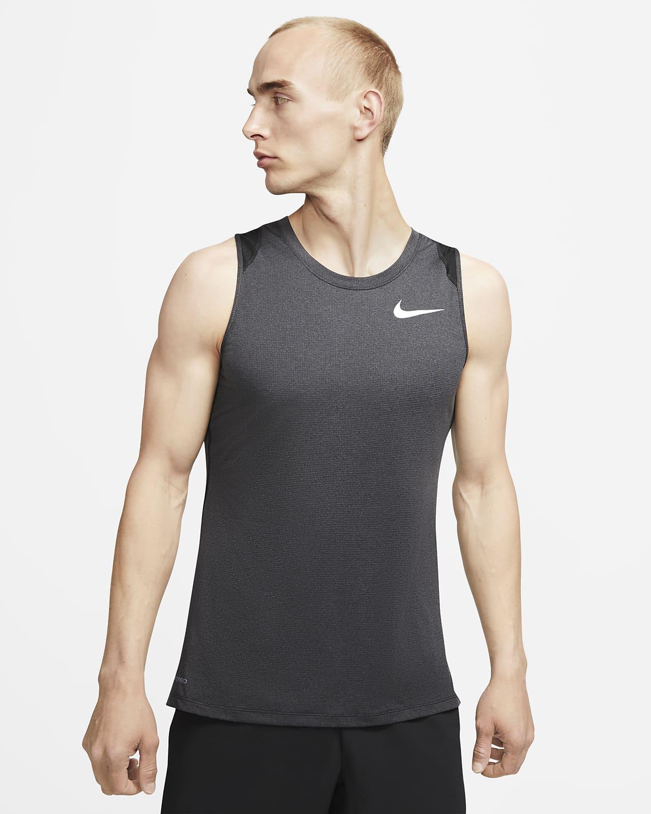 Canotta Nike Pro Breathe - Uomo