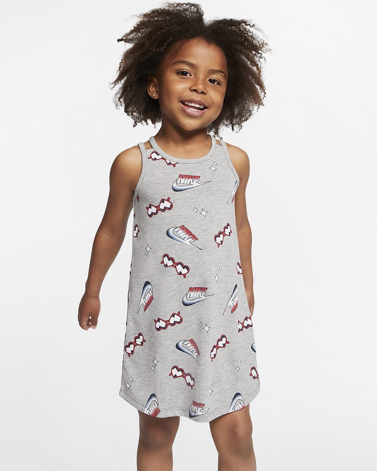 Vestido sin mangas para bebé Nike