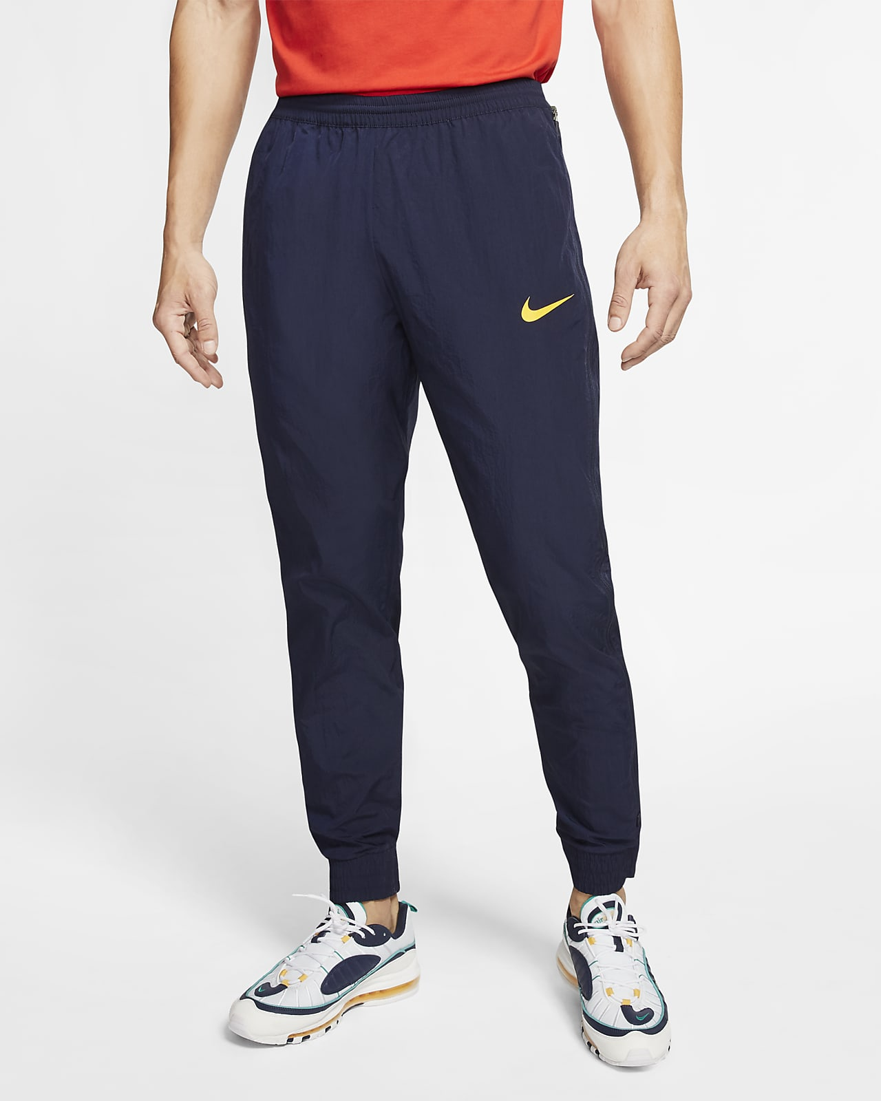Nike F.C. gewebte Herren-Fußballhose