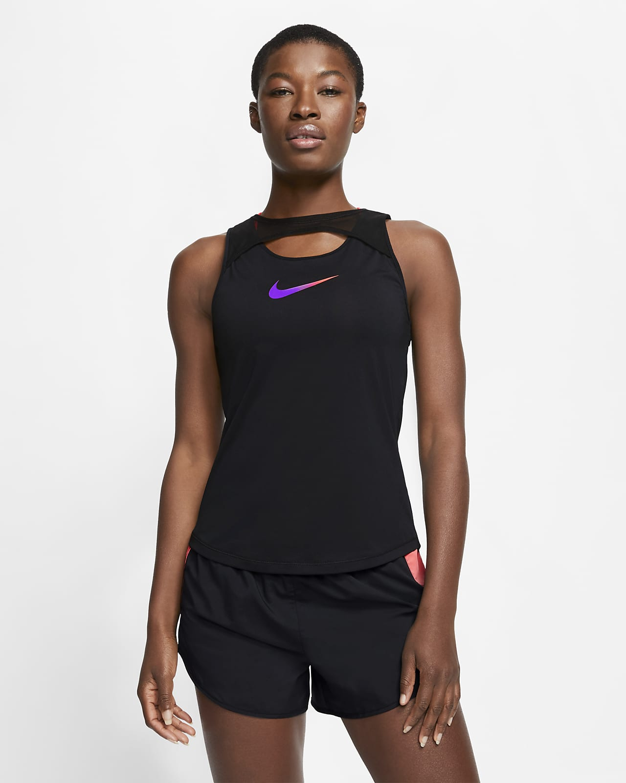 Nike Lauf-Tanktop für Damen