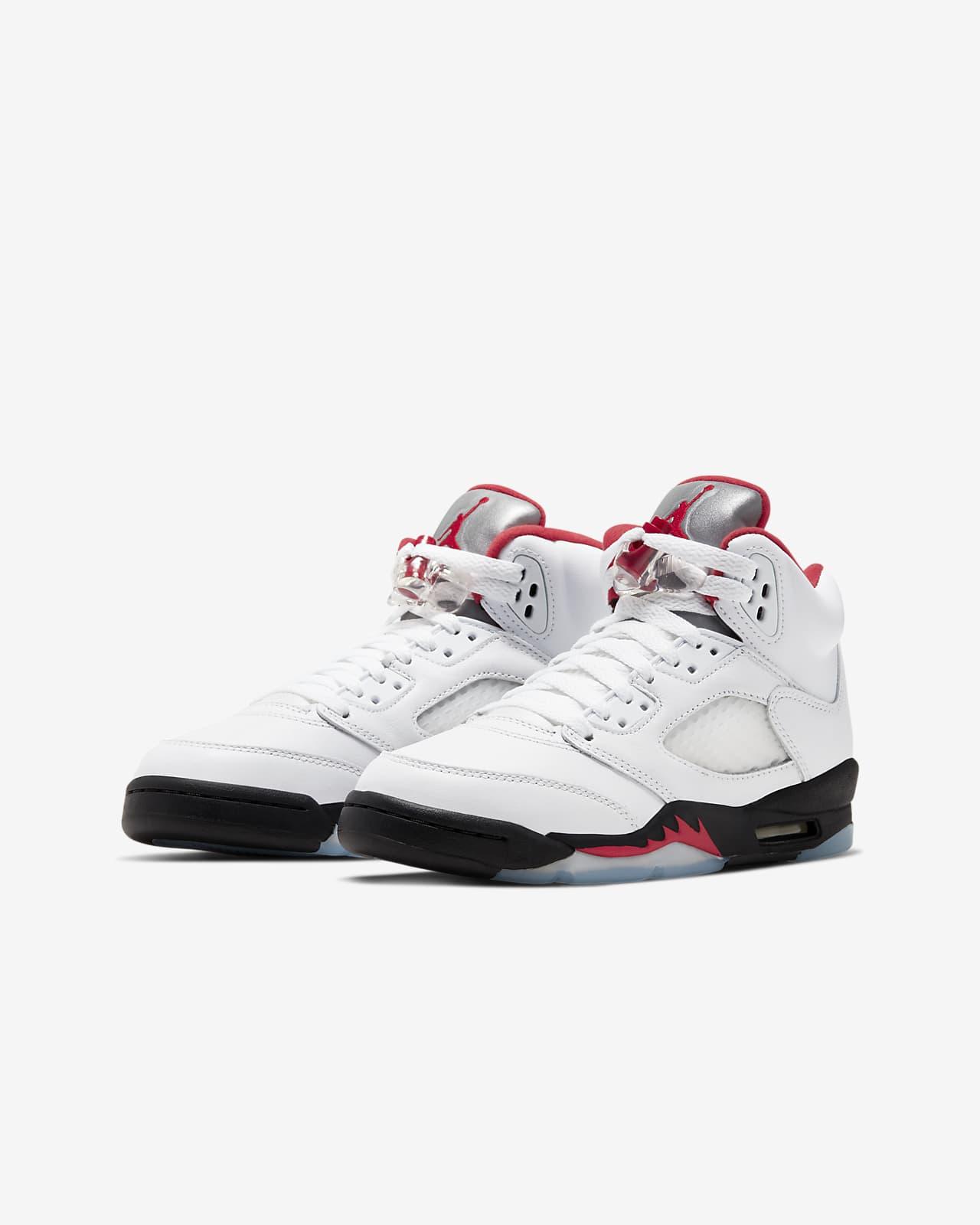 Air Jordan 5 Retro Older Kids' Shoes