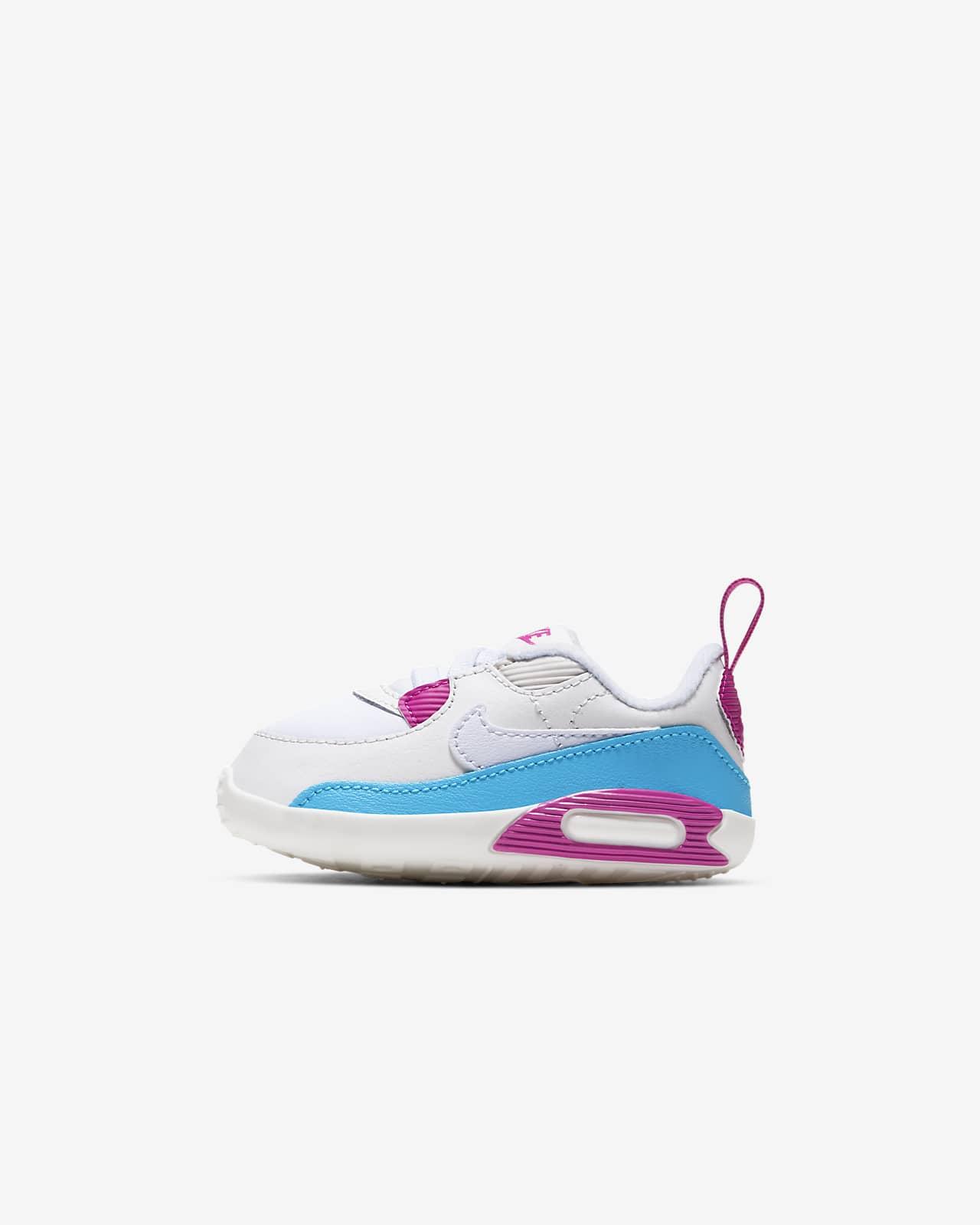 Nike Max 90 Crib Botins - Nadó