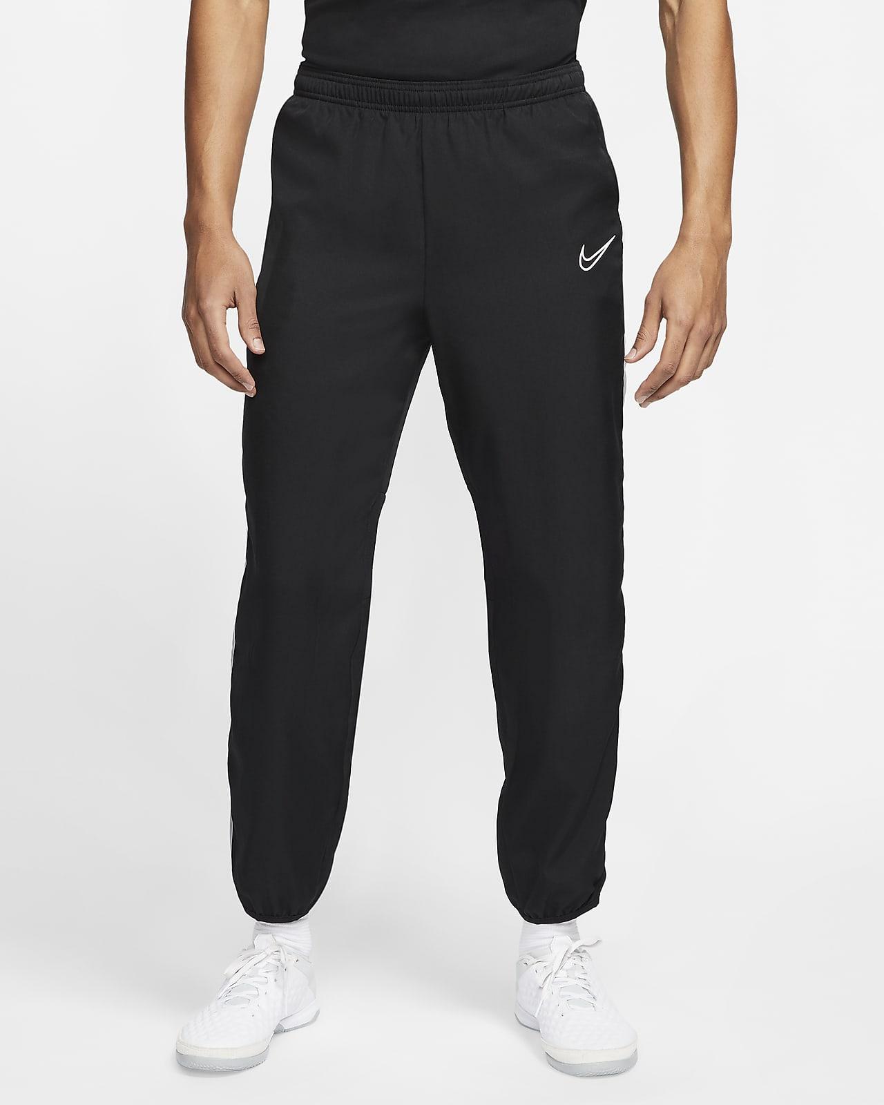 simpatía Serrado Librería  Pantalones de fútbol ajustables para hombre Nike Dri-FIT Academy. Nike.com