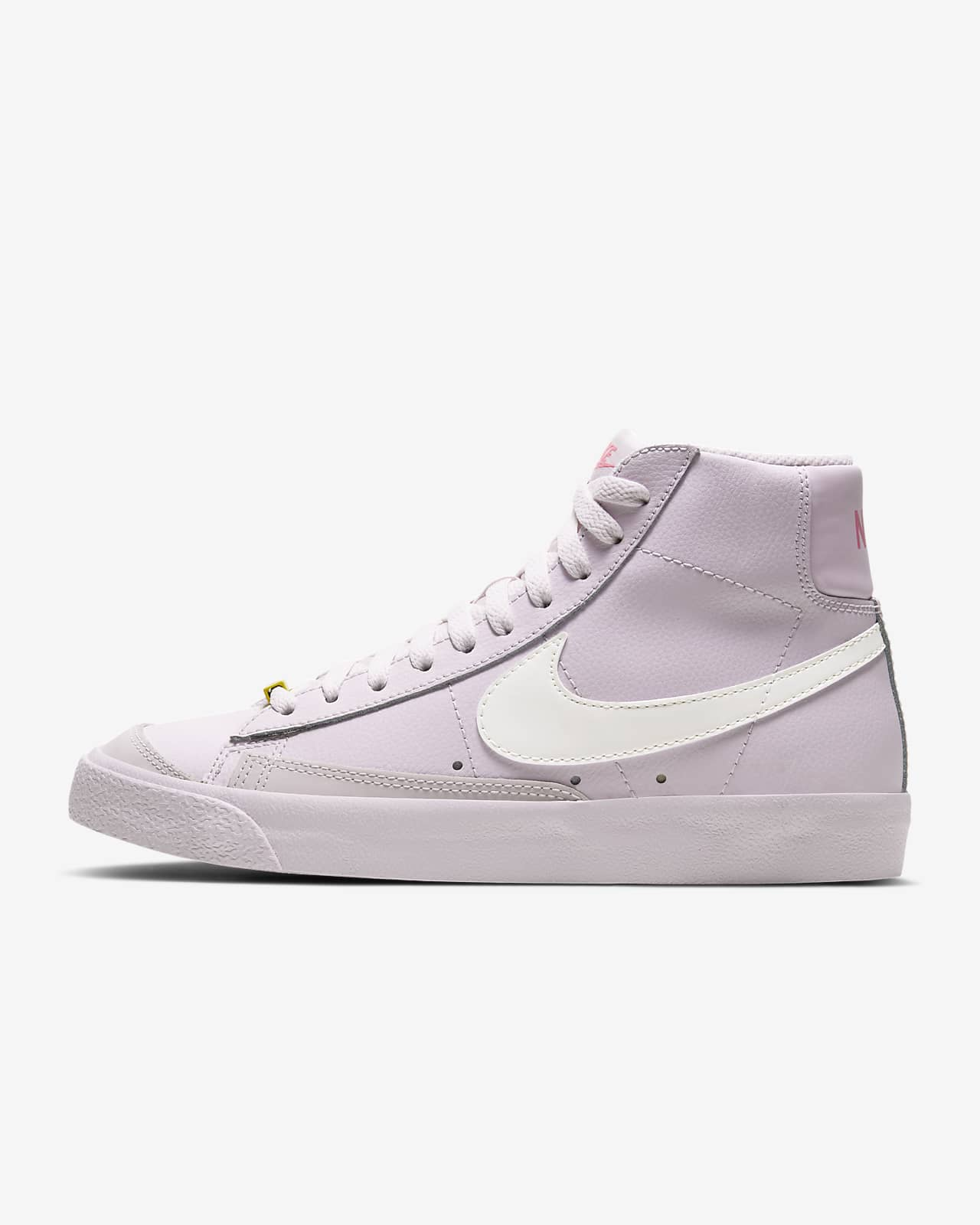 chaussures nike violet femme