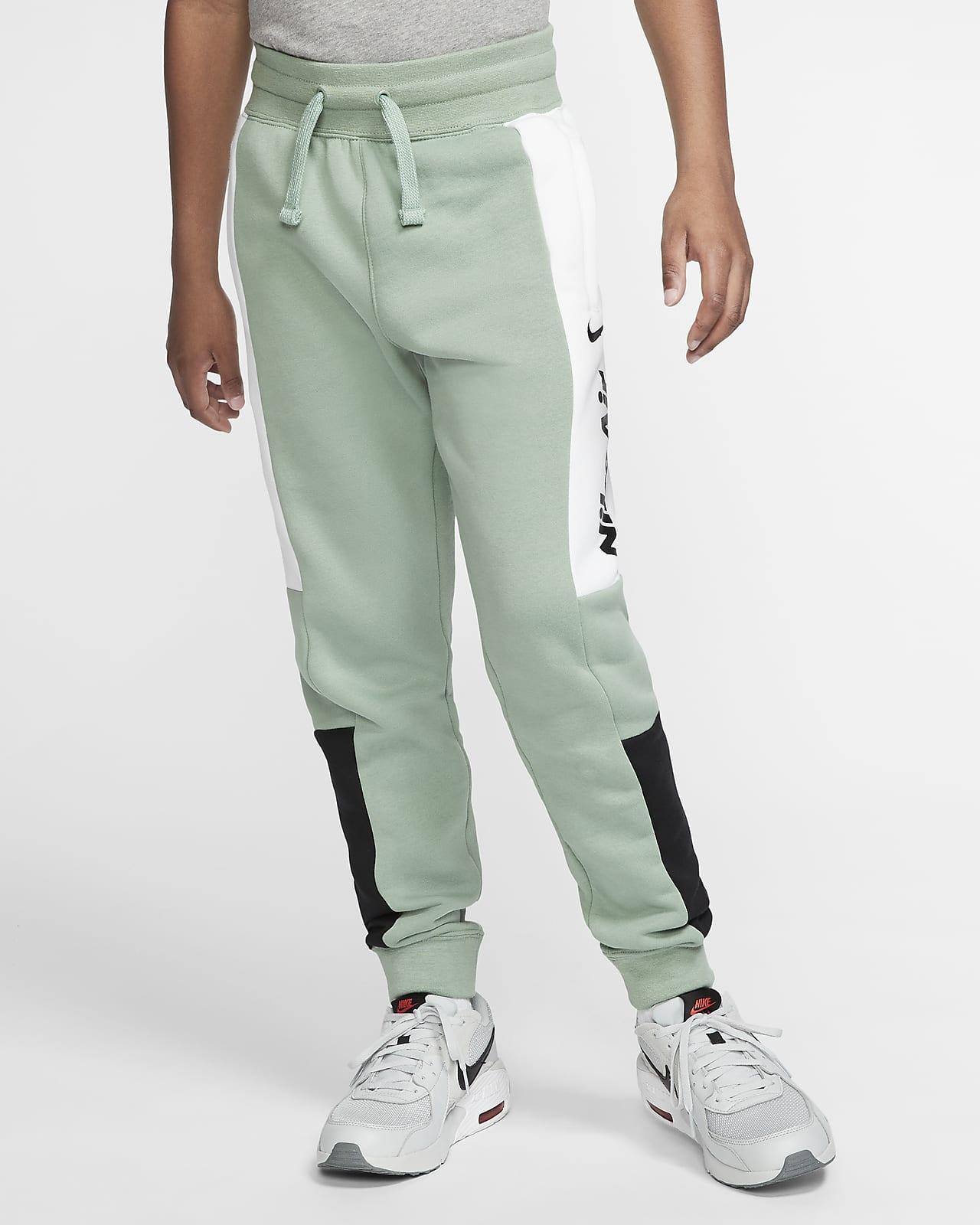 Nike Air-bukser til store børn (drenge)