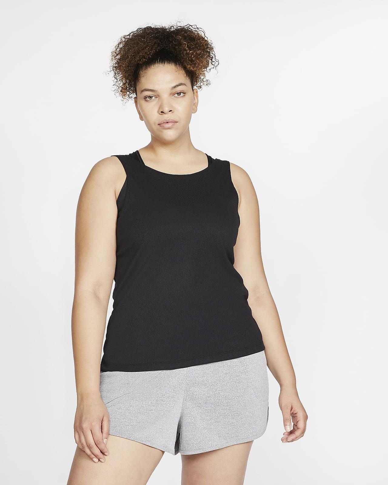 Nike Yoga Women S Tank Plus Size Nike Id