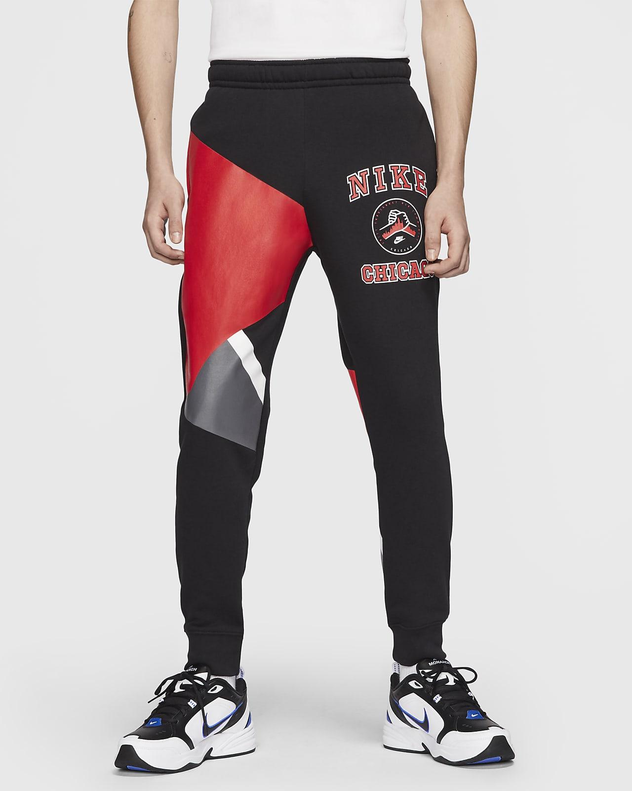 Pantalones De Entrenamiento Chicago City Para Hombre Nike Sportswear Club Fleece Nike Com