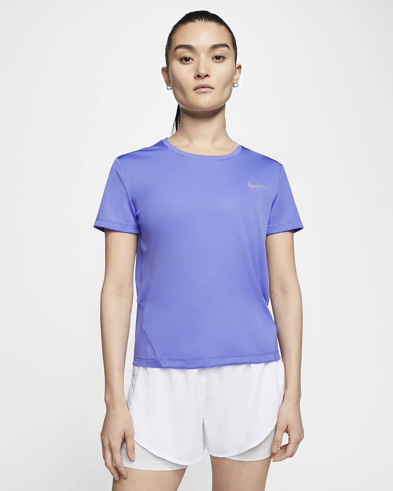Nike Miler Women's Short-Sleeve Running Top