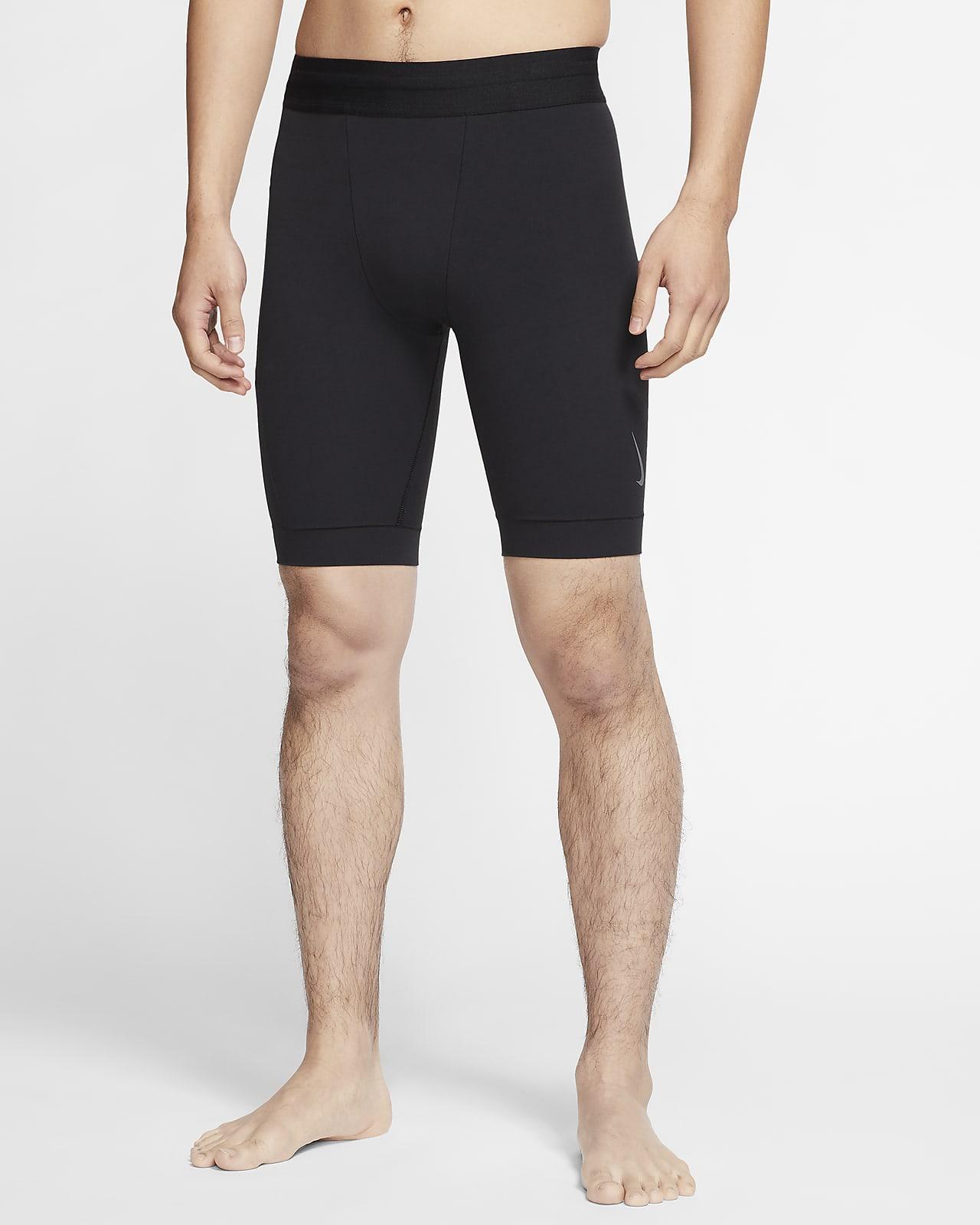กางเกงขาสั้นผู้ชาย Infinalon Nike Yoga Dri-FIT