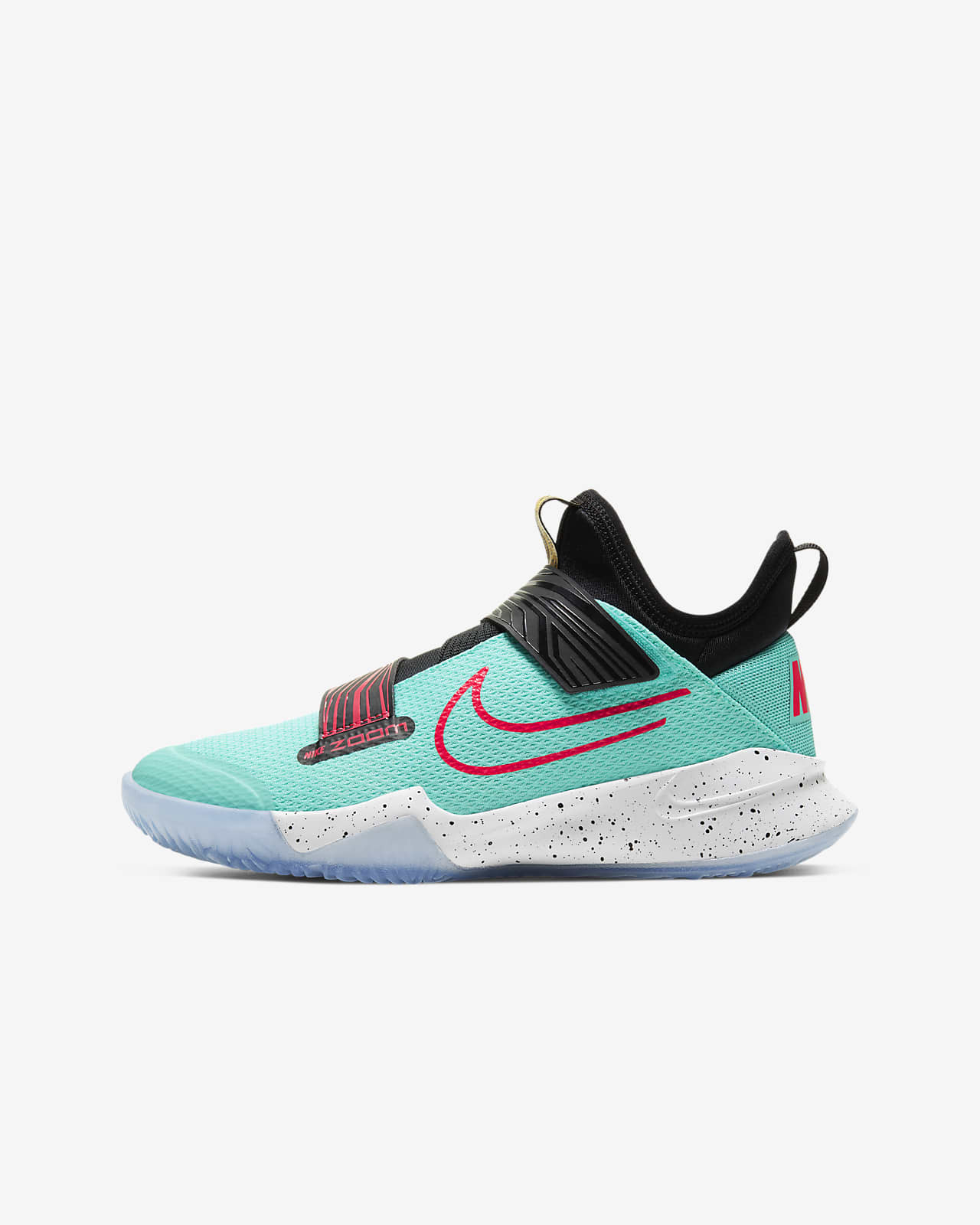 chaussures de basket nike enfant