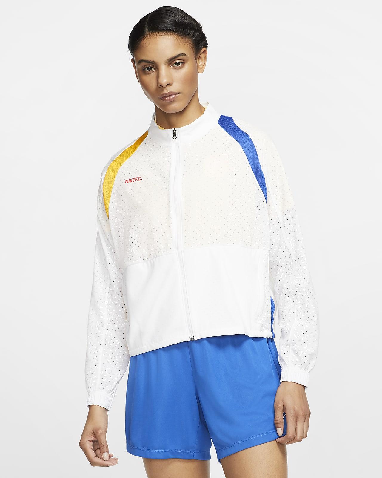 Nike F.C. Women's Full-Zip Football Jacket