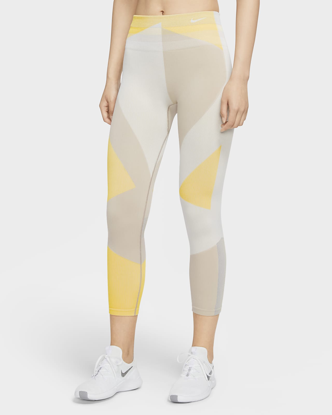 Nike Sculpt Icon Clash Women's High-Waisted 7/8 Training Leggings