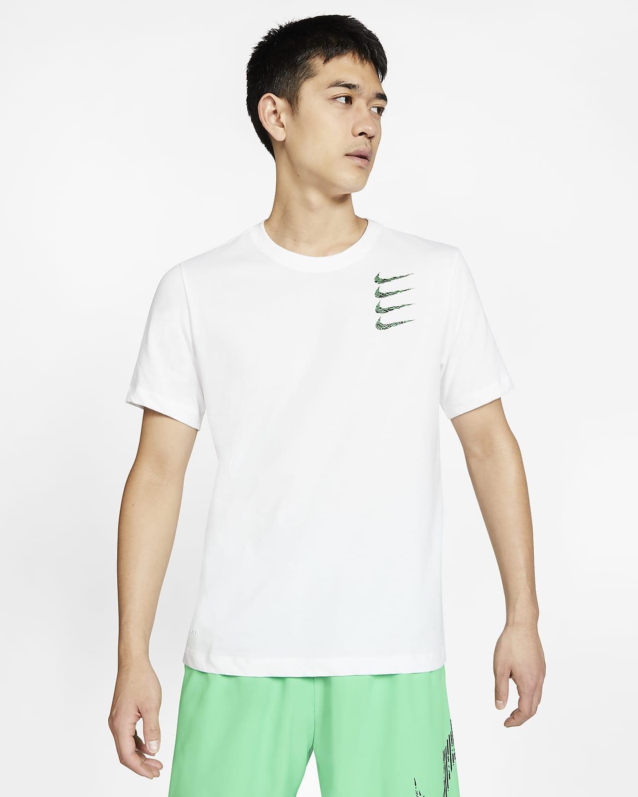 ナイキ Dri-FIT メンズ グラフィック トレーニング Tシャツ