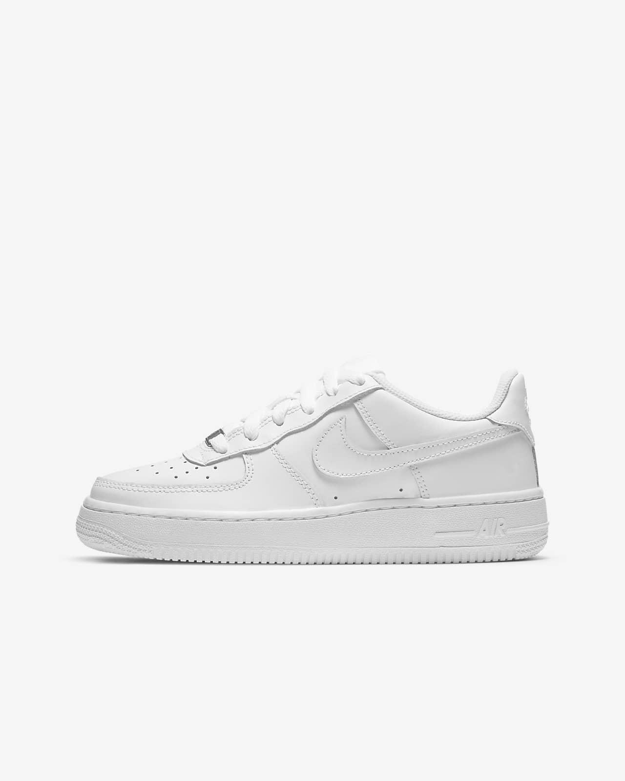 Nike Air Force 1 大童鞋款