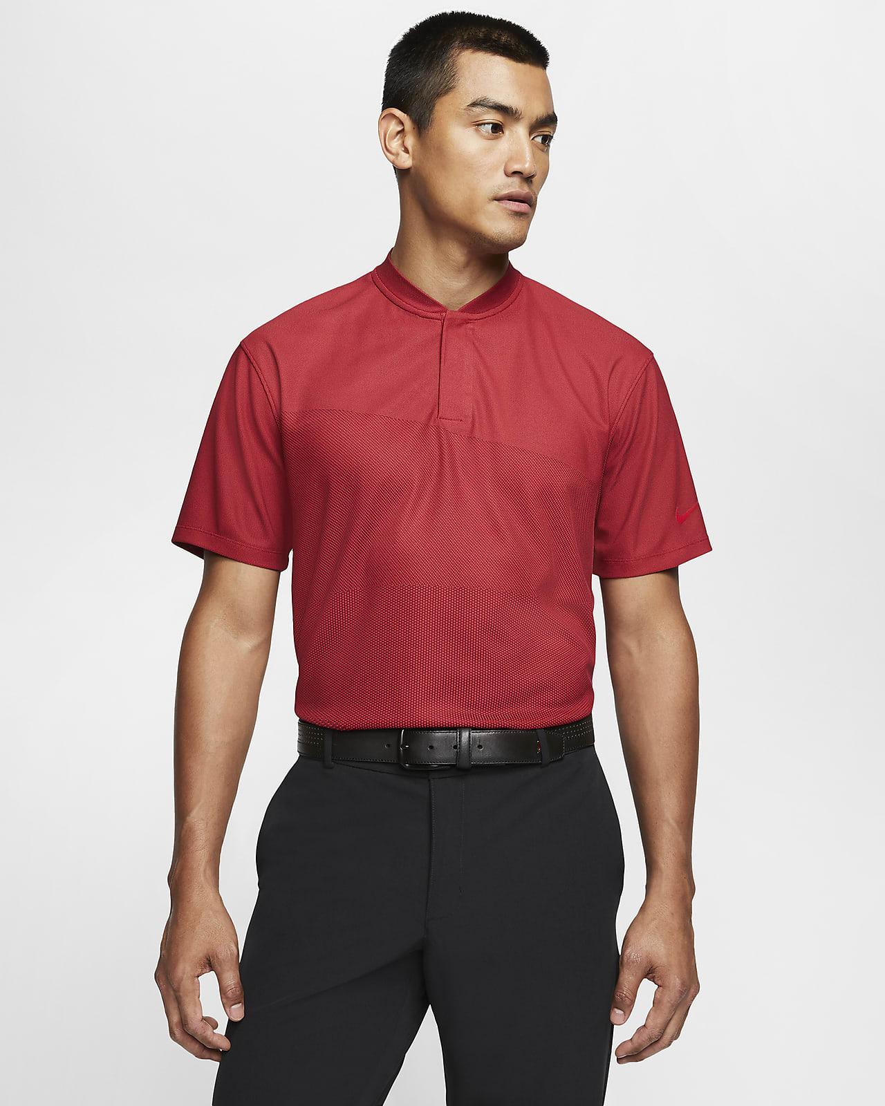 Nike Dri-FIT Tiger Woods-golfpolo til mænd