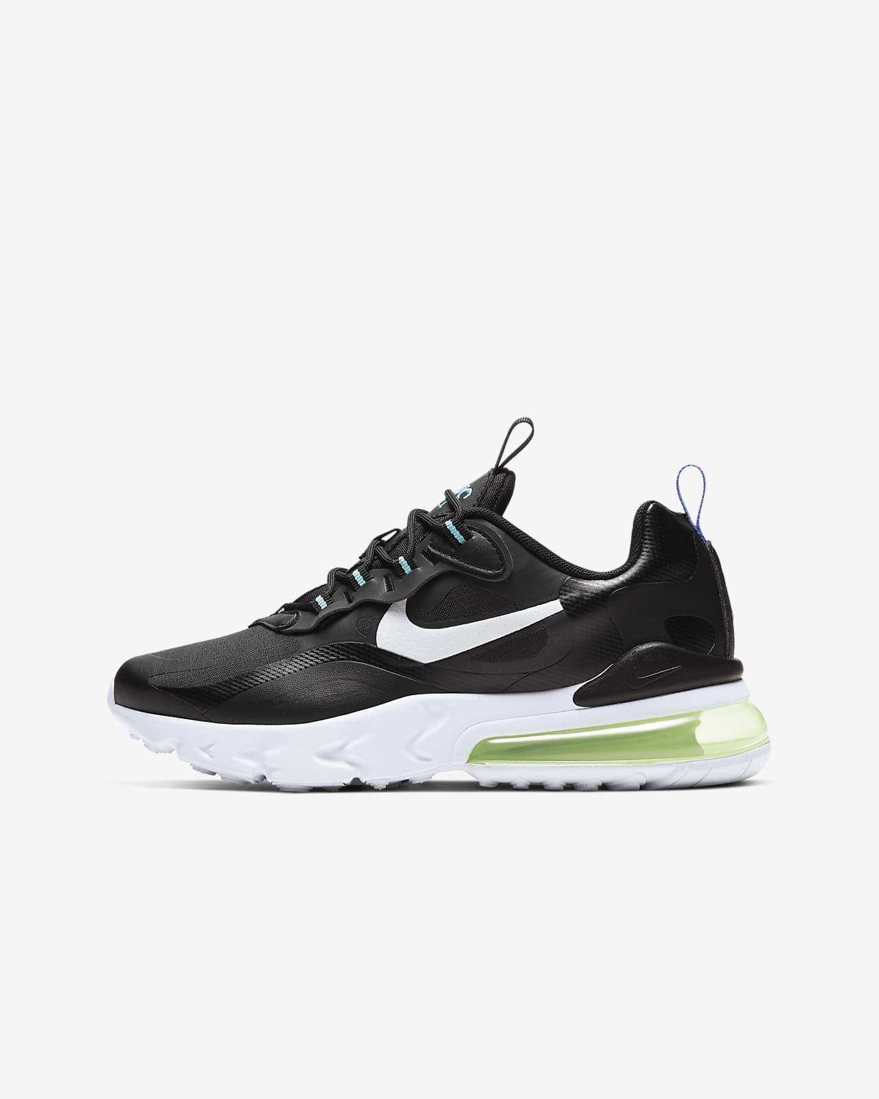 Παπούτσι Nike Air Max 270 React για μεγάλα παιδιά