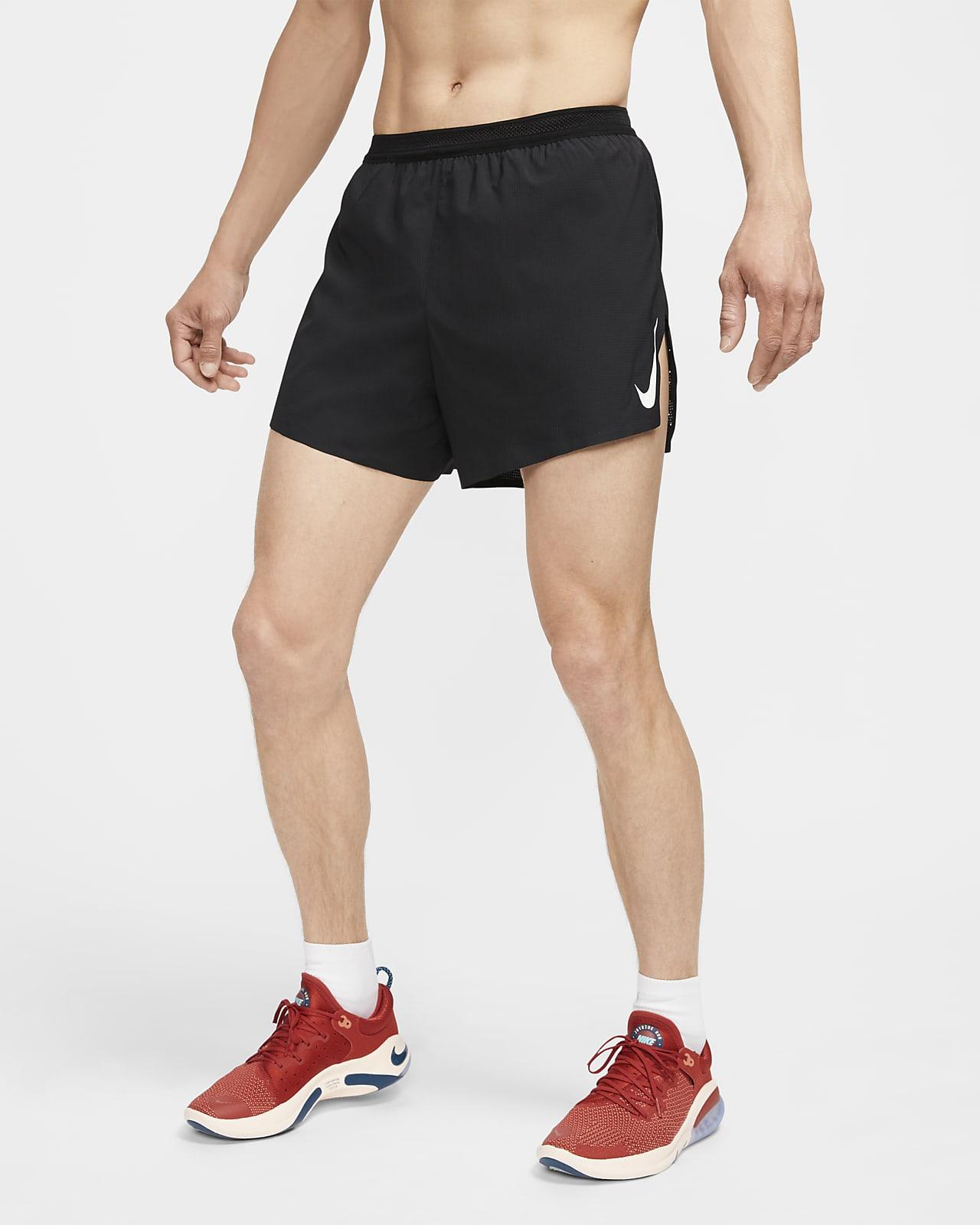 Shorts de running de tiro de 10 cm para hombre Nike AeroSwift