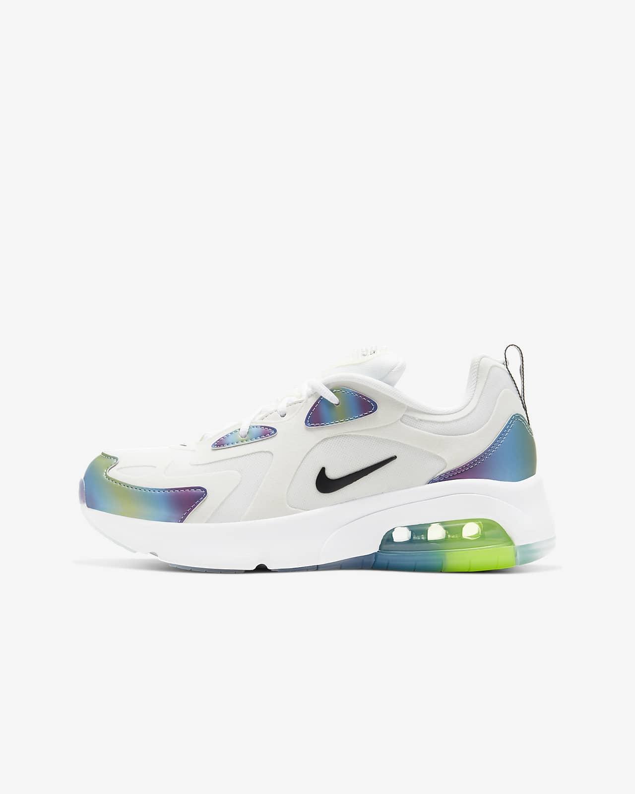 Nike Air Max 200 Older Kids' Shoe. Nike PH