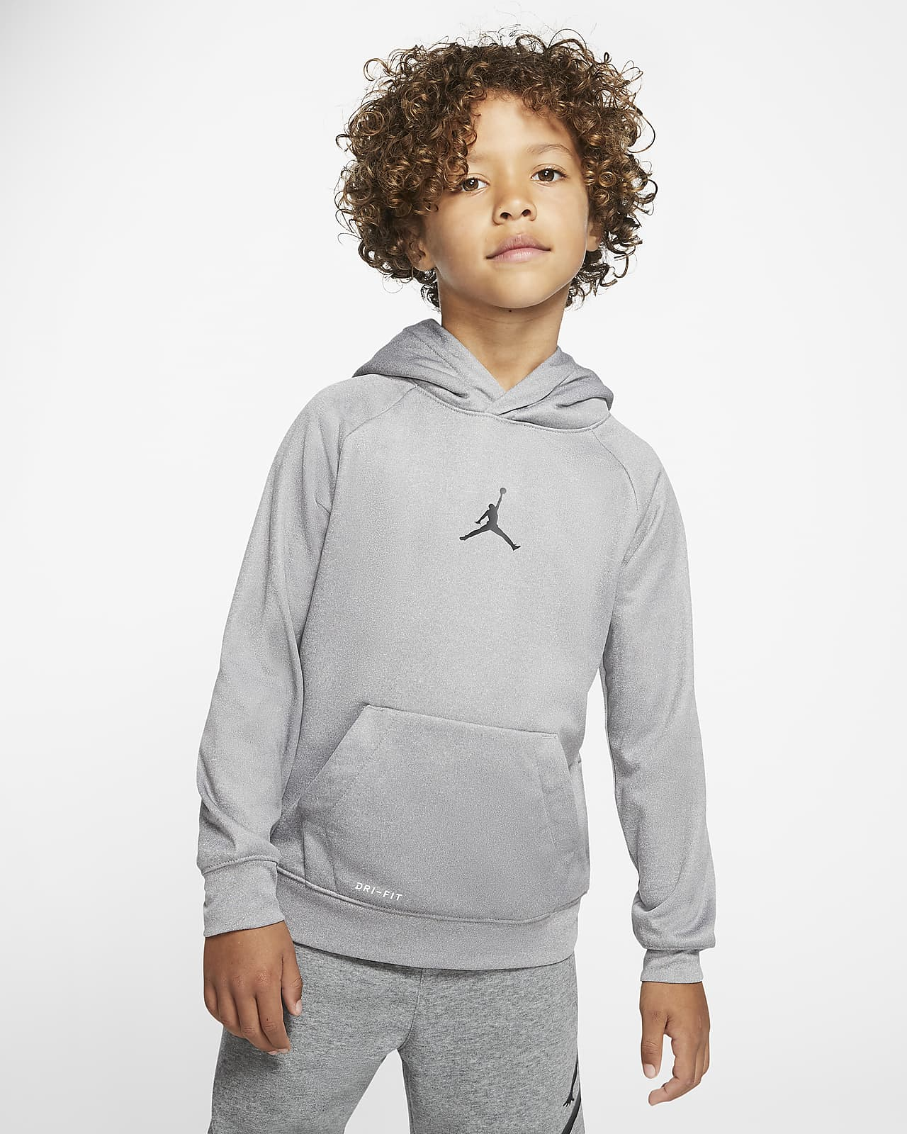 Jordan 23 Alpha Therma Hoodie für jüngere Kinder