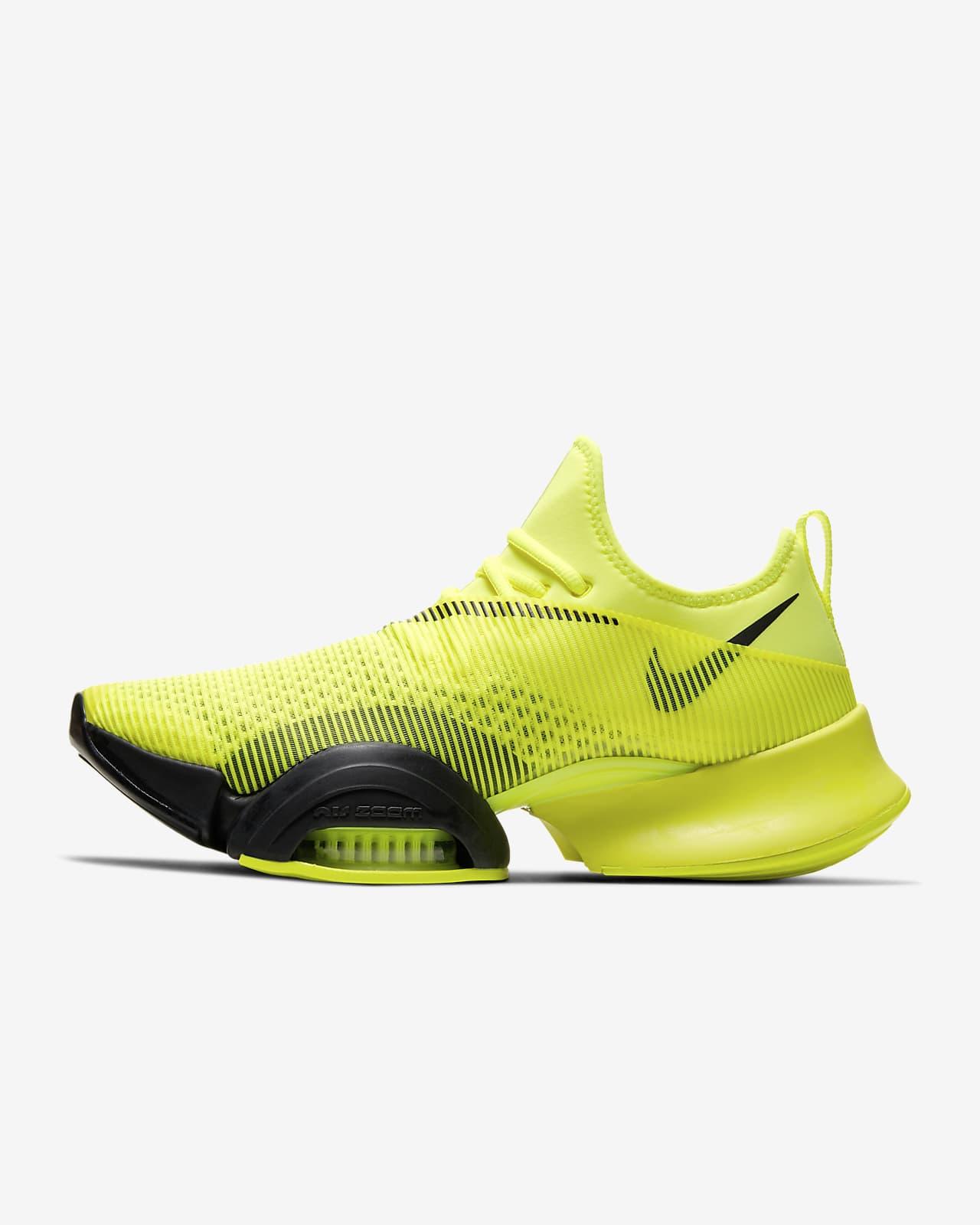 รองเท้าผู้ชายสำหรับคลาส HIIT Nike Air Zoom SuperRep