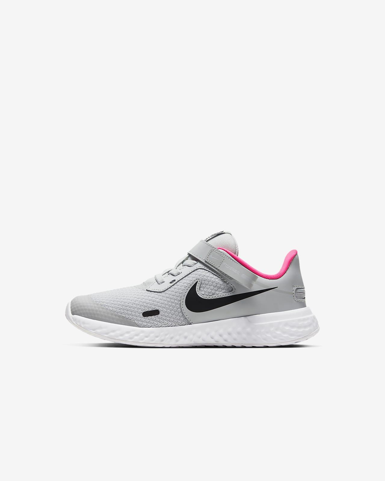Nike Revolution 5 FlyEase sko til små barn