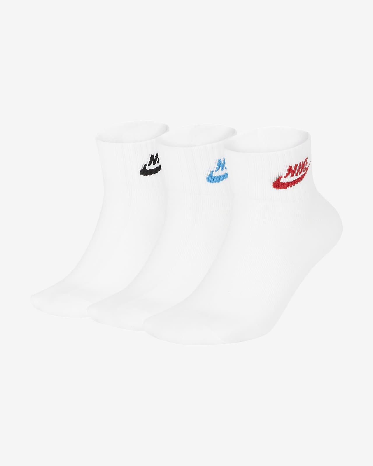 Nike Everyday Essential Ankle Socks (3 Pairs)