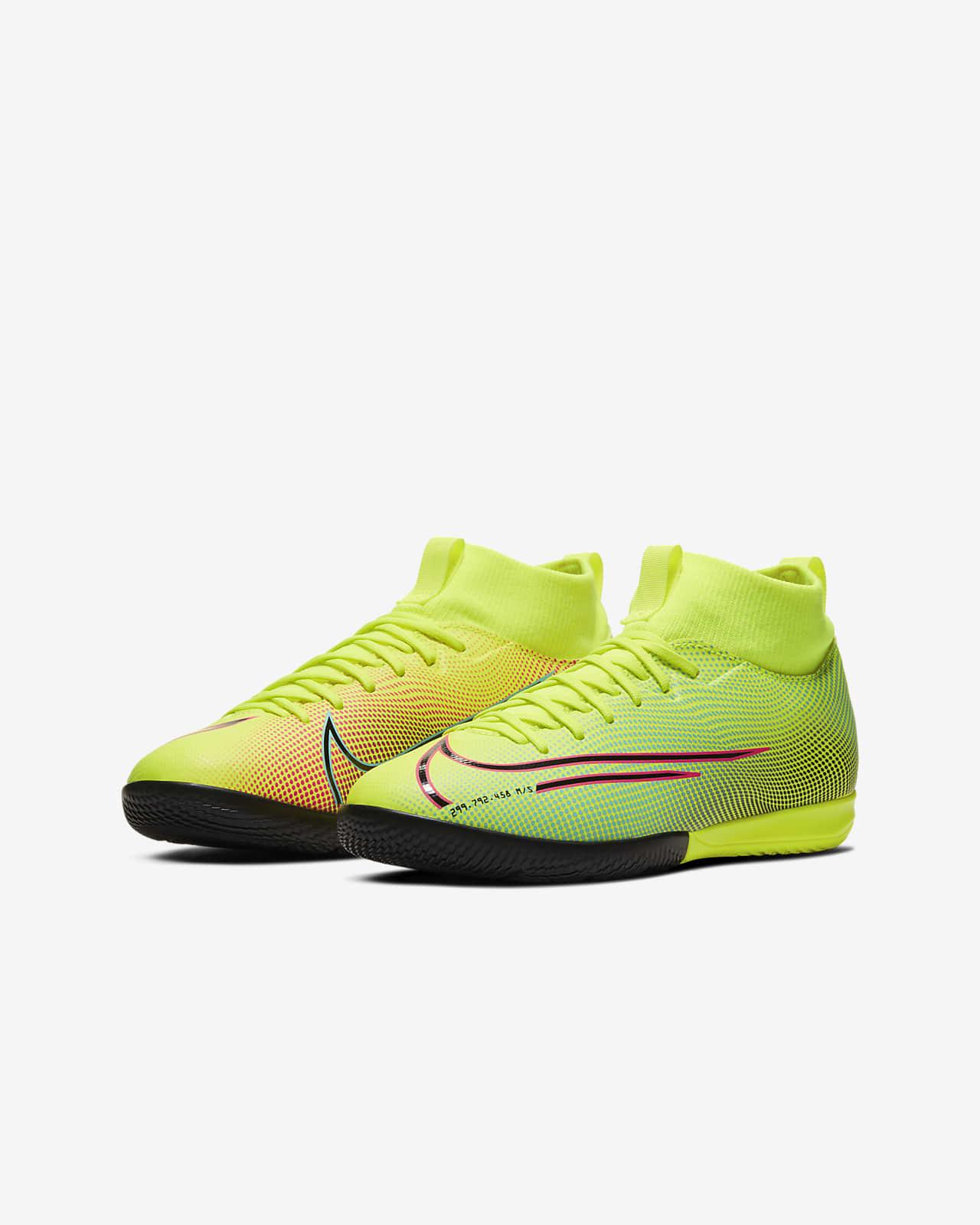 Chaussure de football en salle Nike Jr. Mercurial Superfly 7 Academy MDS IC pour Jeune enfantEnfant plus âgé