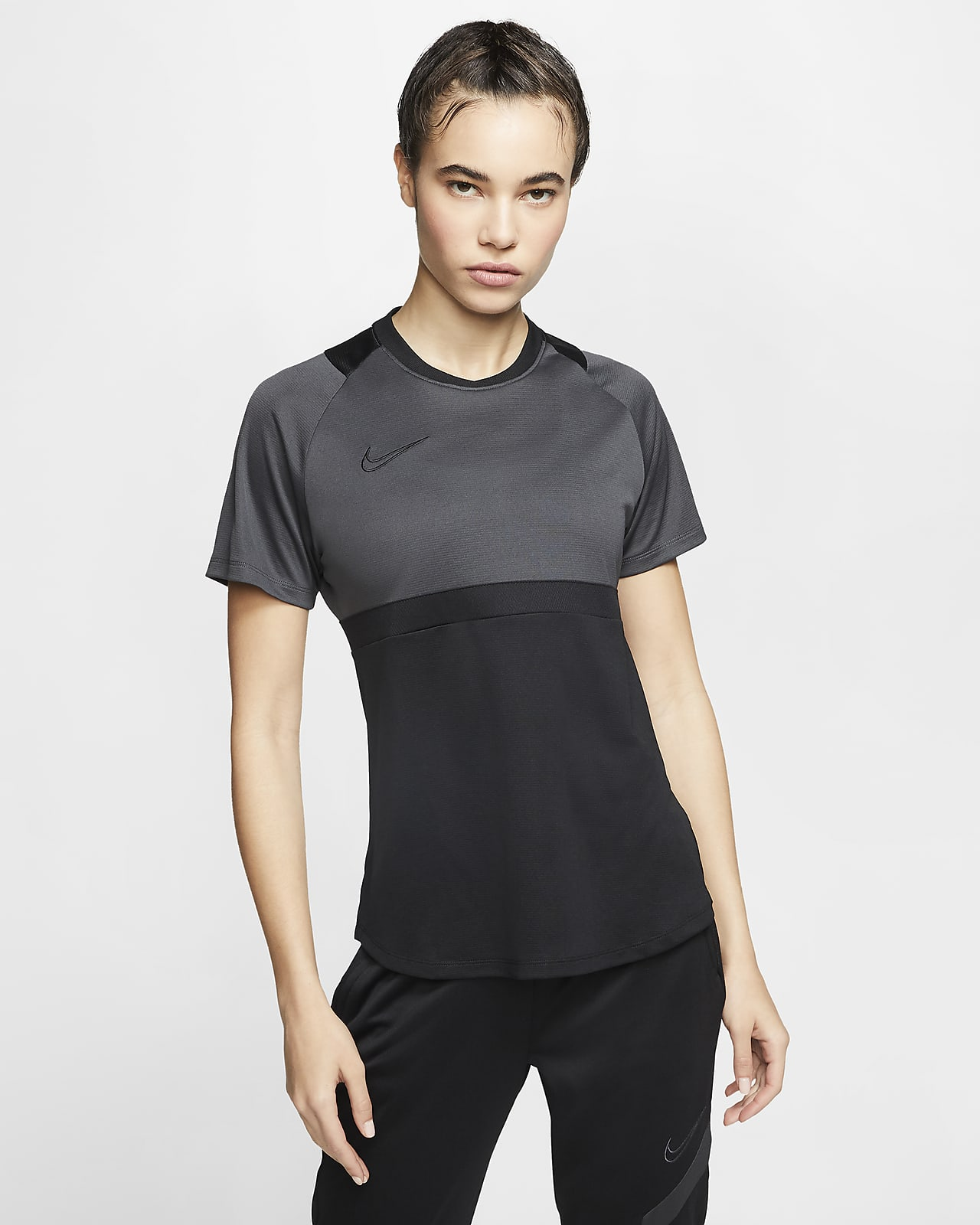 Nike Dri-FIT Academy Women's Short-Sleeve Football Top