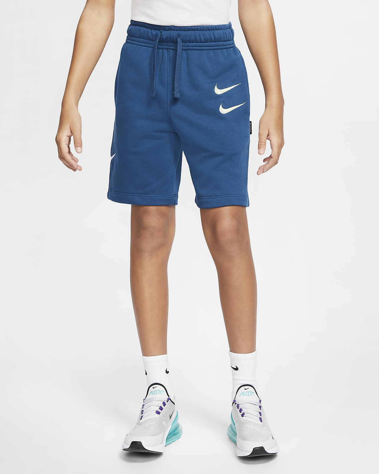 Nike Sportswear Older Kids' (Boys') French Terry Shorts
