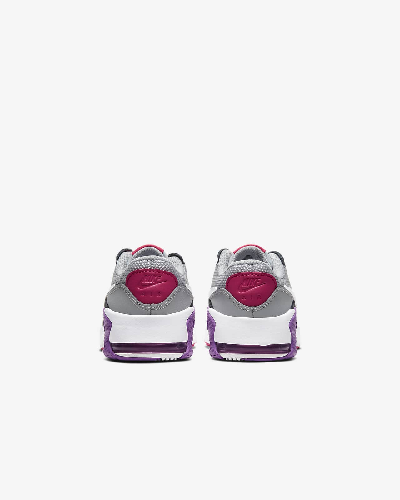 sneakers enfant air max excee nike rose