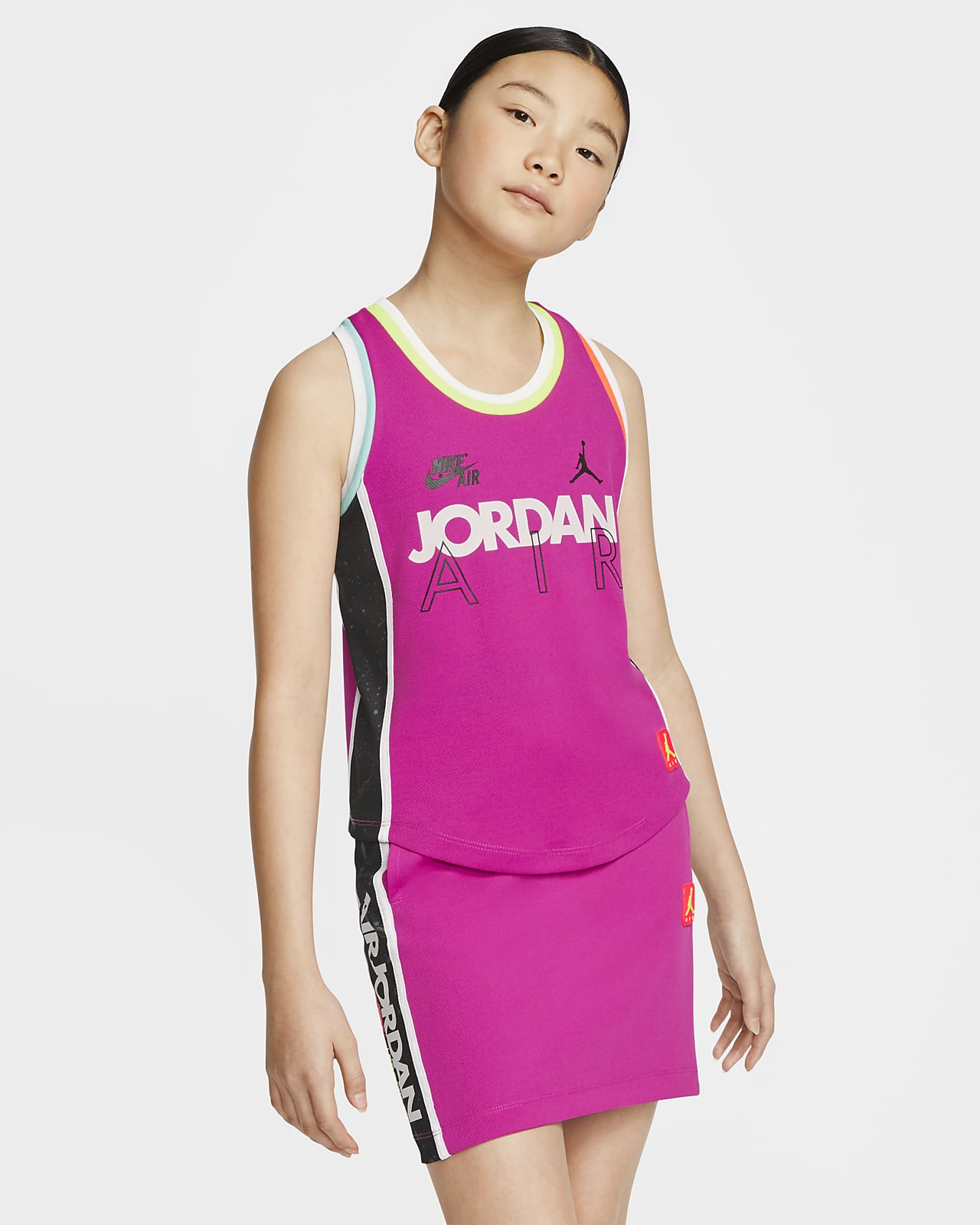 Débardeur Air Jordan pour Fille plus âgée