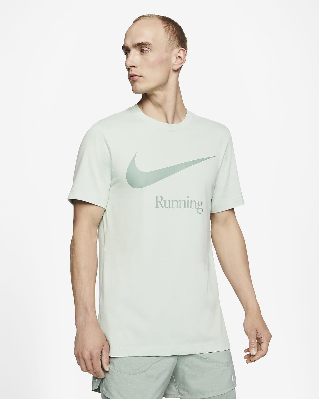 Ανδρικό T-Shirt για τρέξιμο Nike Dri-FIT