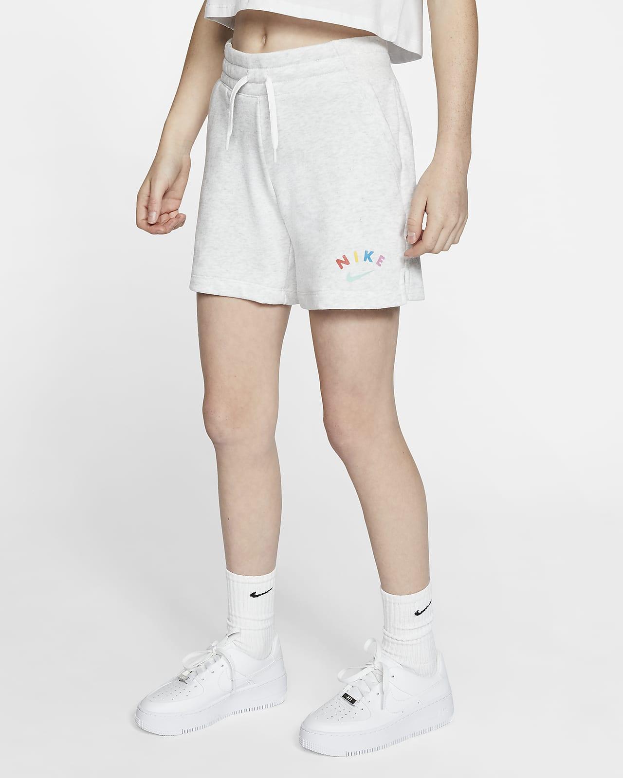 Spodenki dla dużych dzieci (dziewcząt) Nike Sportswear