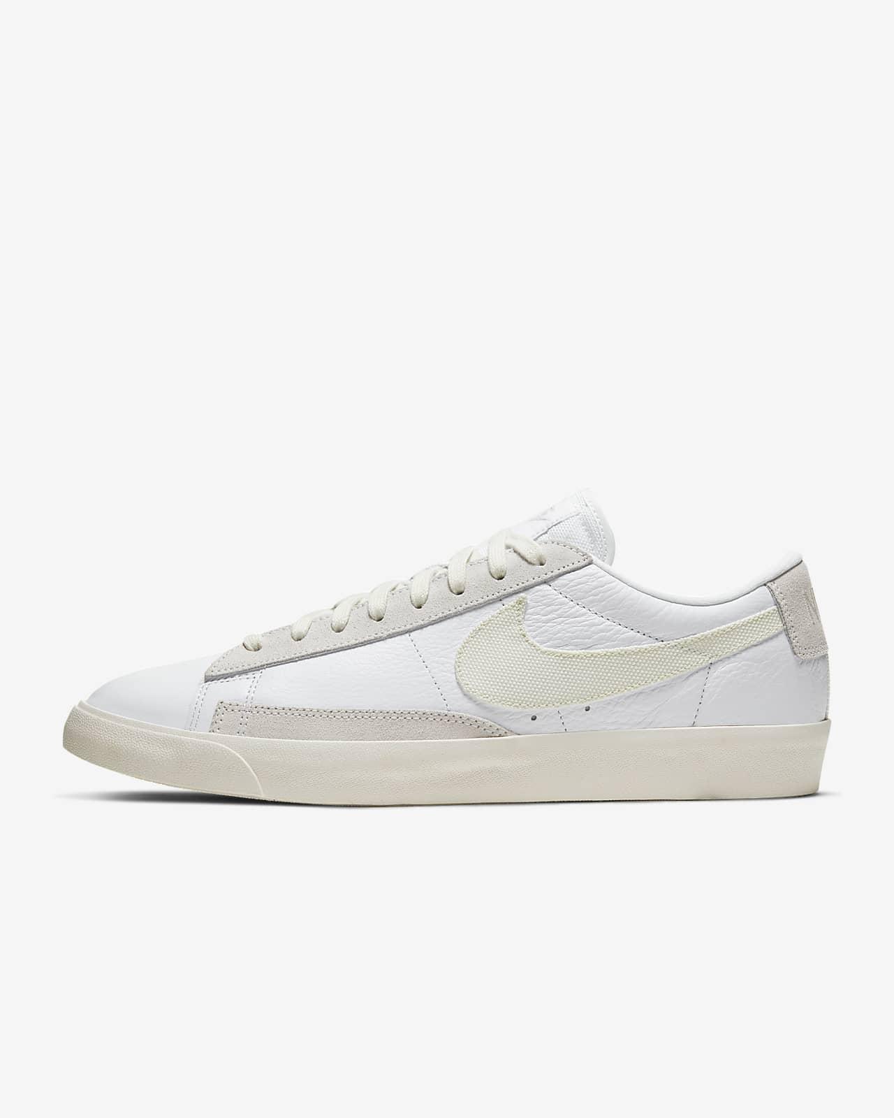 Nike Blazer Low Leather Shoe. Nike HU