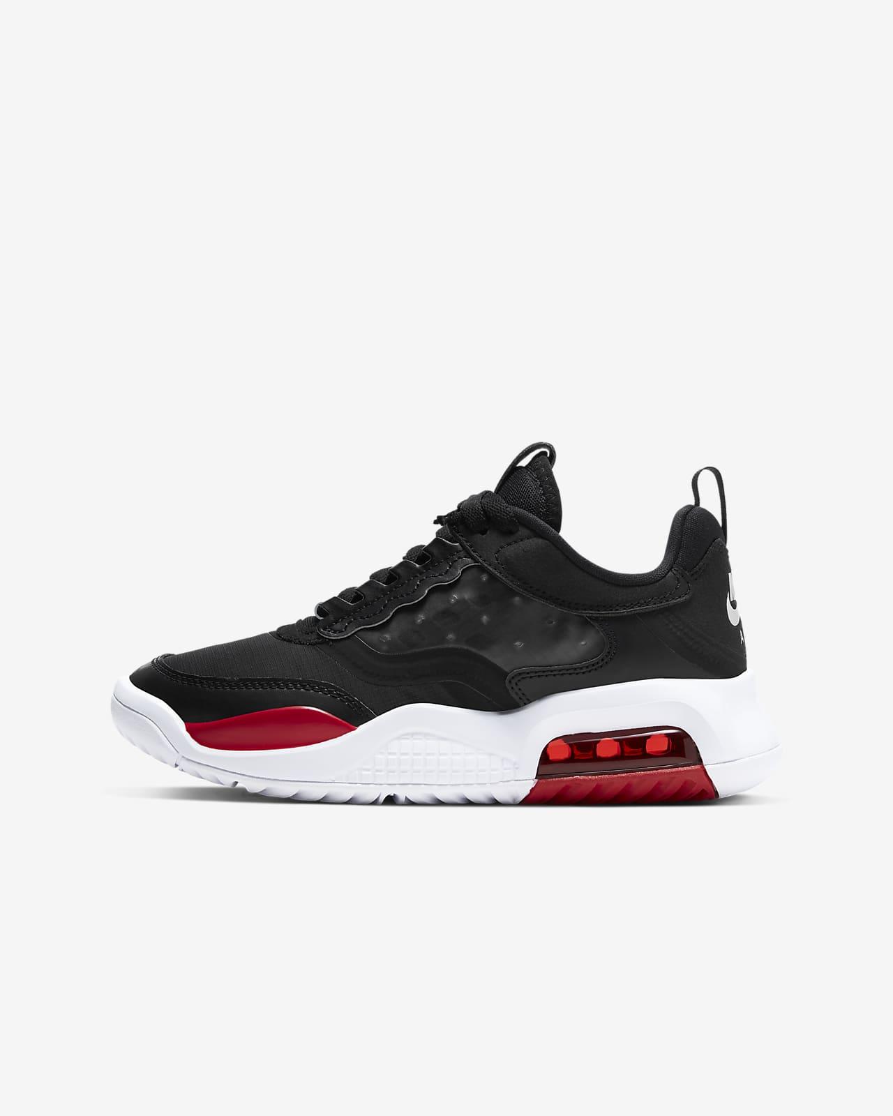 Jordan Air Max 200 Big Kids' Shoe. Nike JP