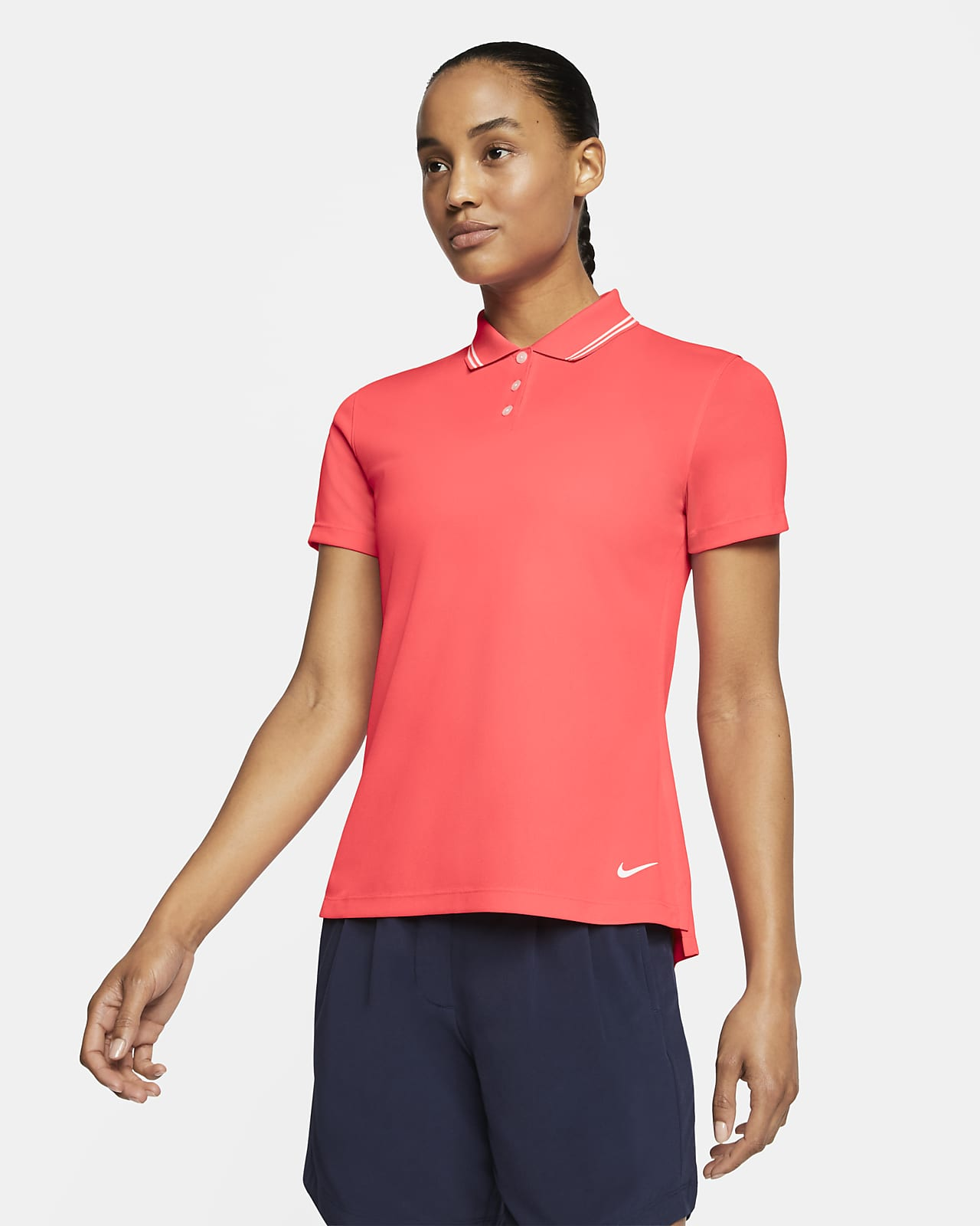 Nike Dri-FIT Victory Golf-Poloshirt für Damen