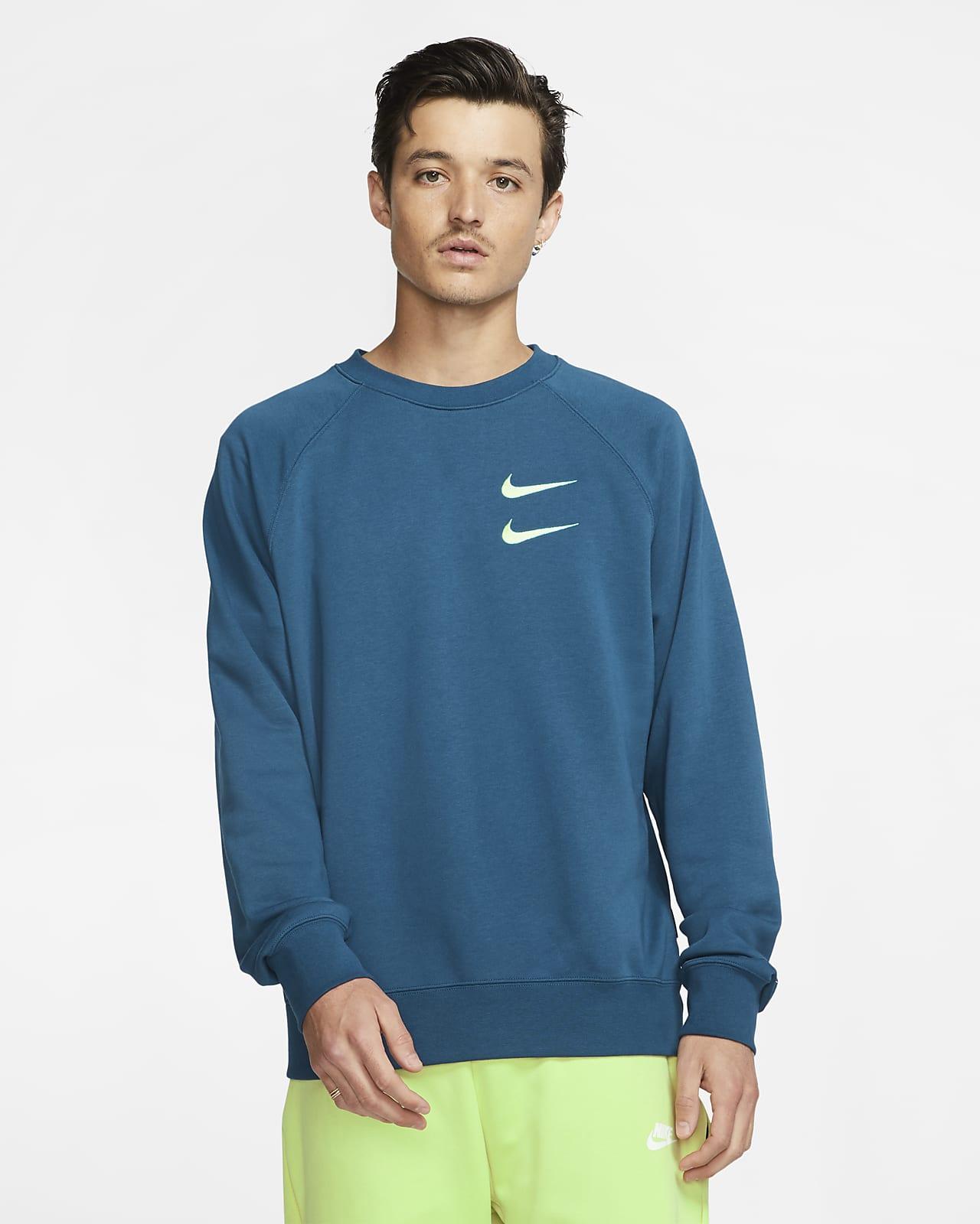 Haut en molleton Nike Sportswear Swoosh pour Homme
