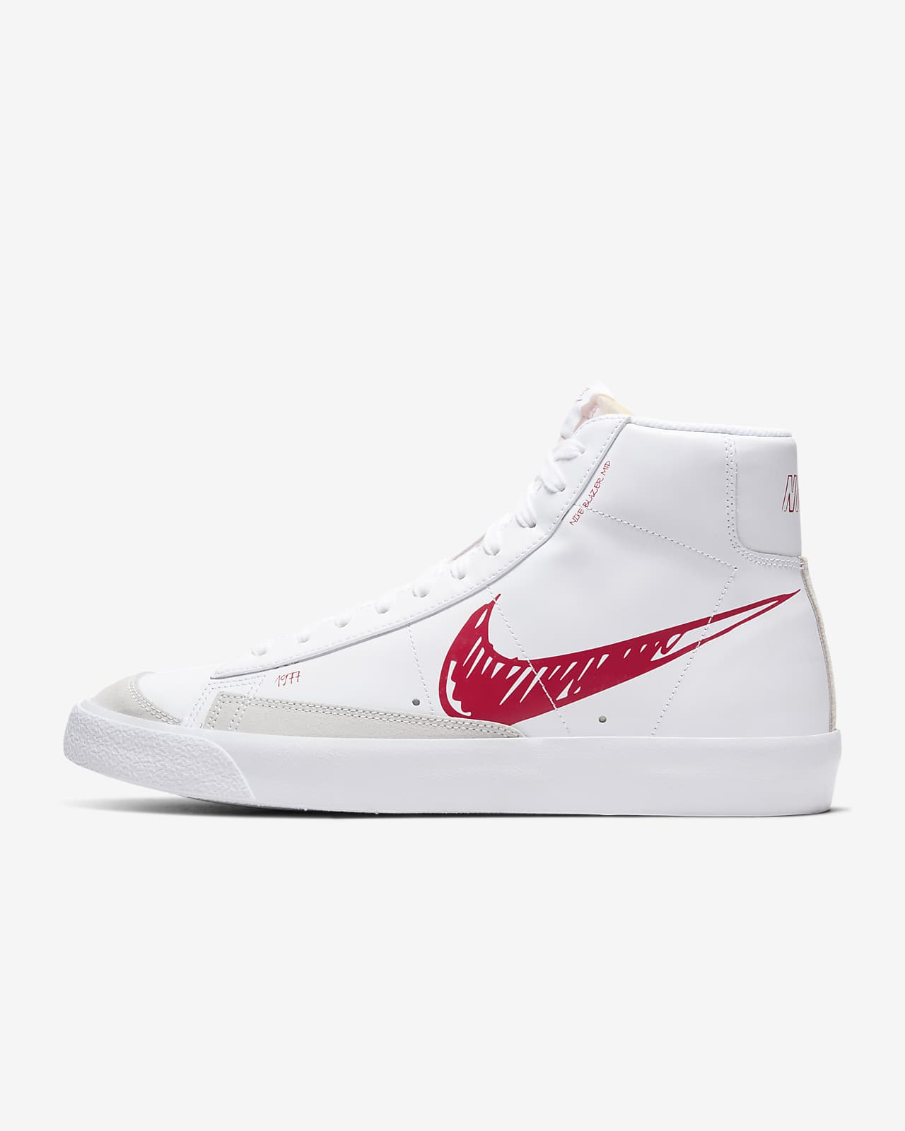 Reducción Intacto jazz  Nike Blazer Mid Vintage '77 Shoe. Nike.com