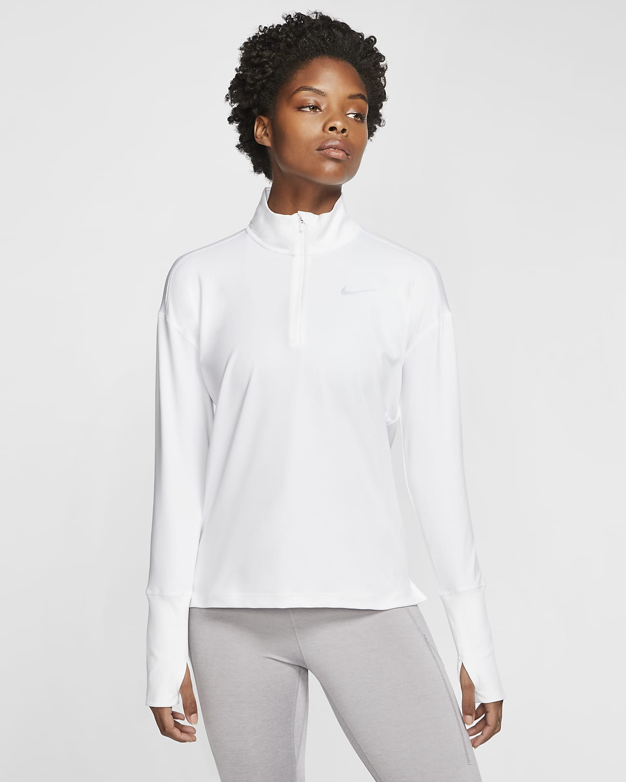Nike Element Women's Half-Zip Running