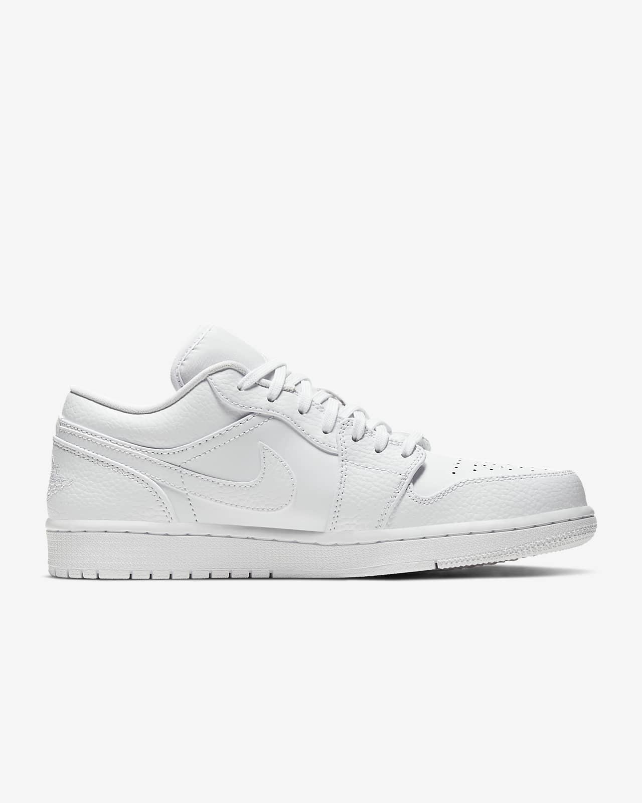 jordan nike shoes white
