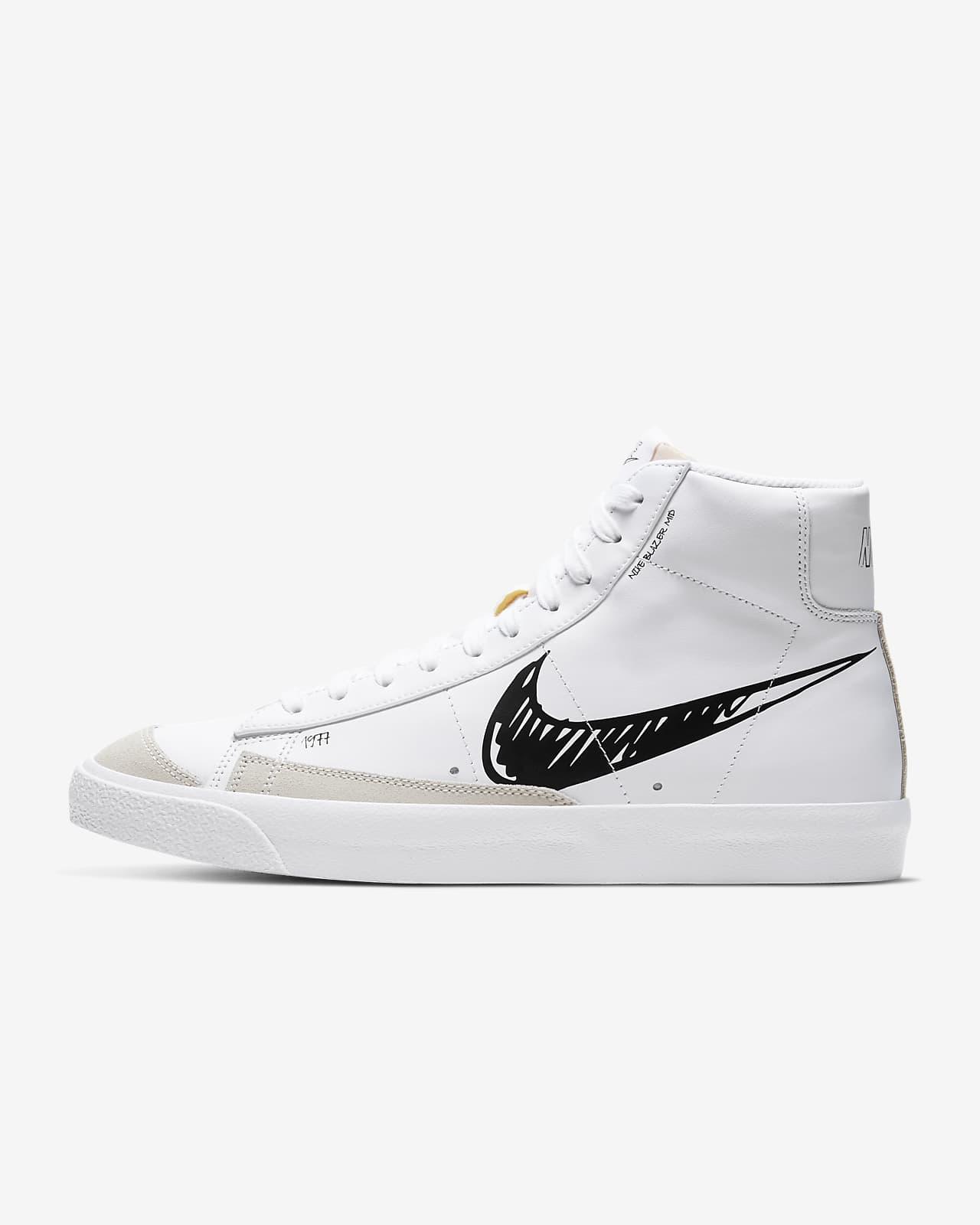 Nike Blazer Mid Vintage '77 Shoe. Nike DK
